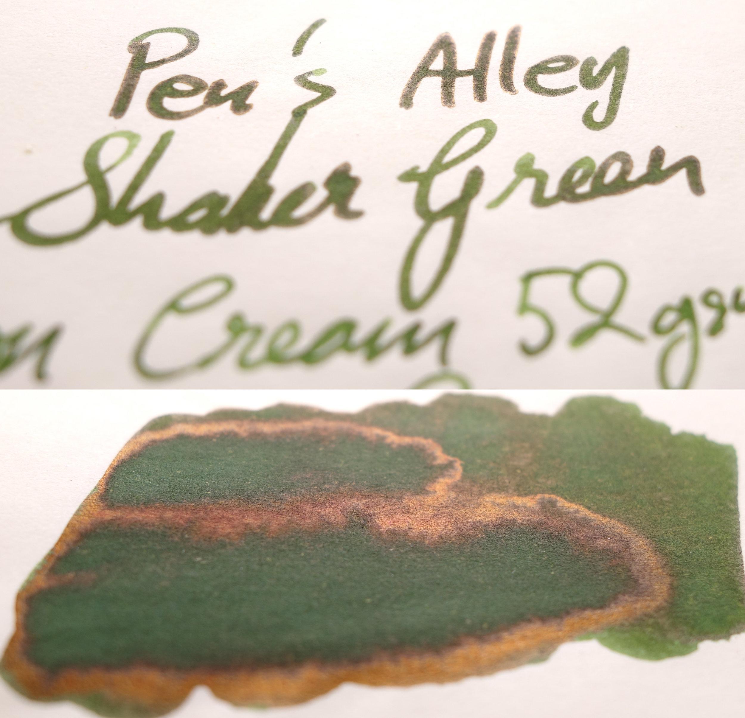 Sheen Cream Tomoe River