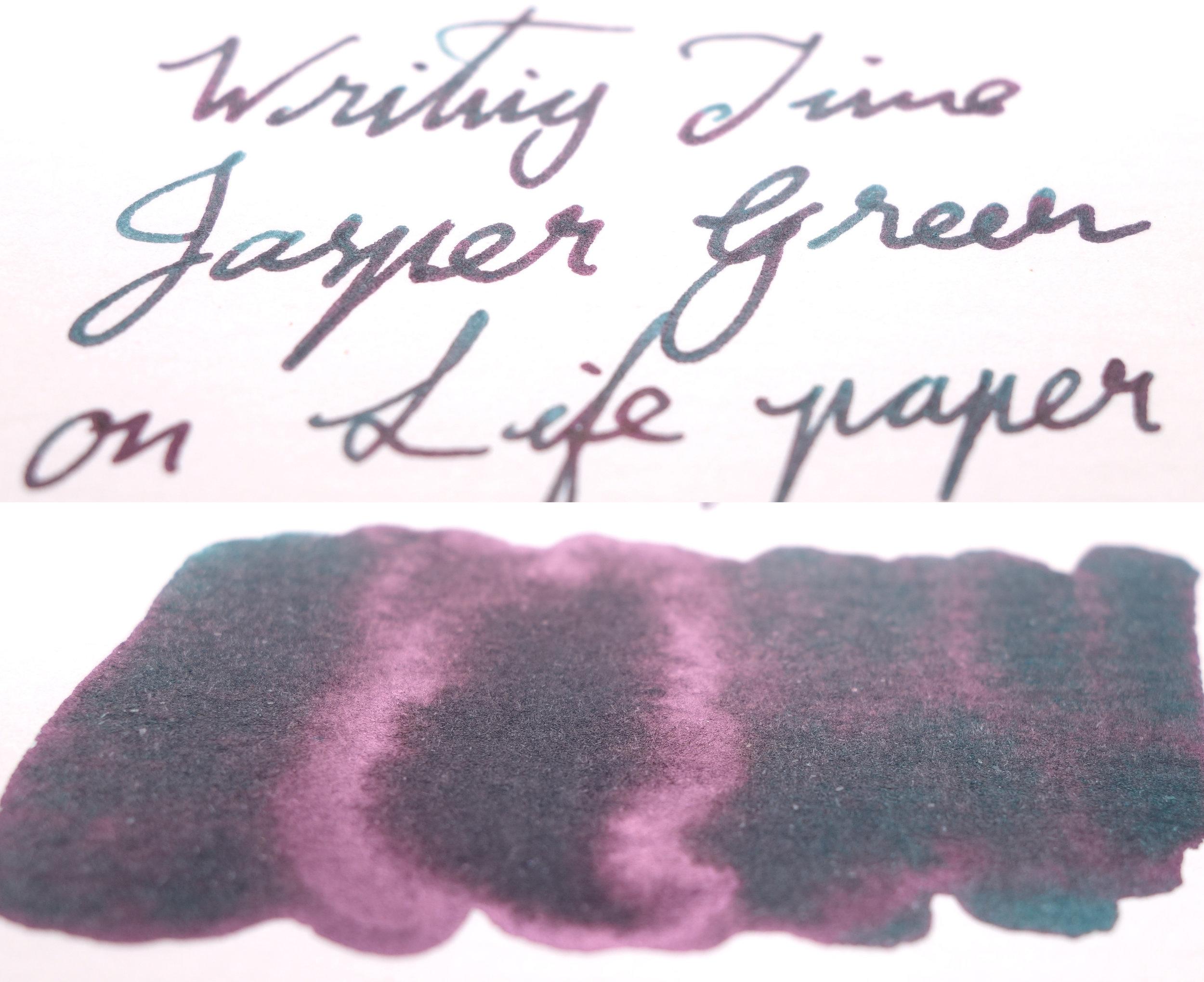Sheen Life paper