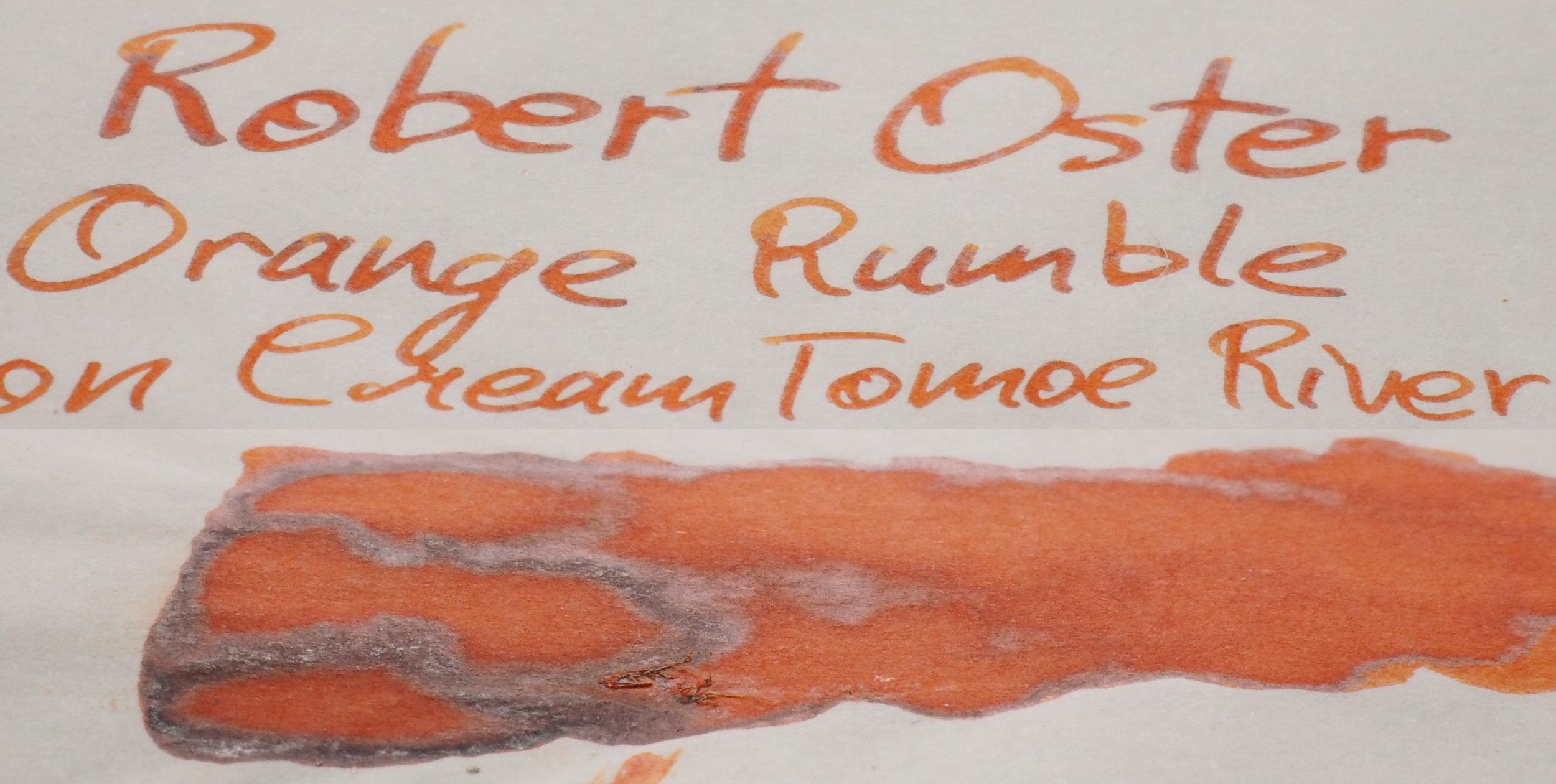 Sheen: 52gsm Cream Tomoe River