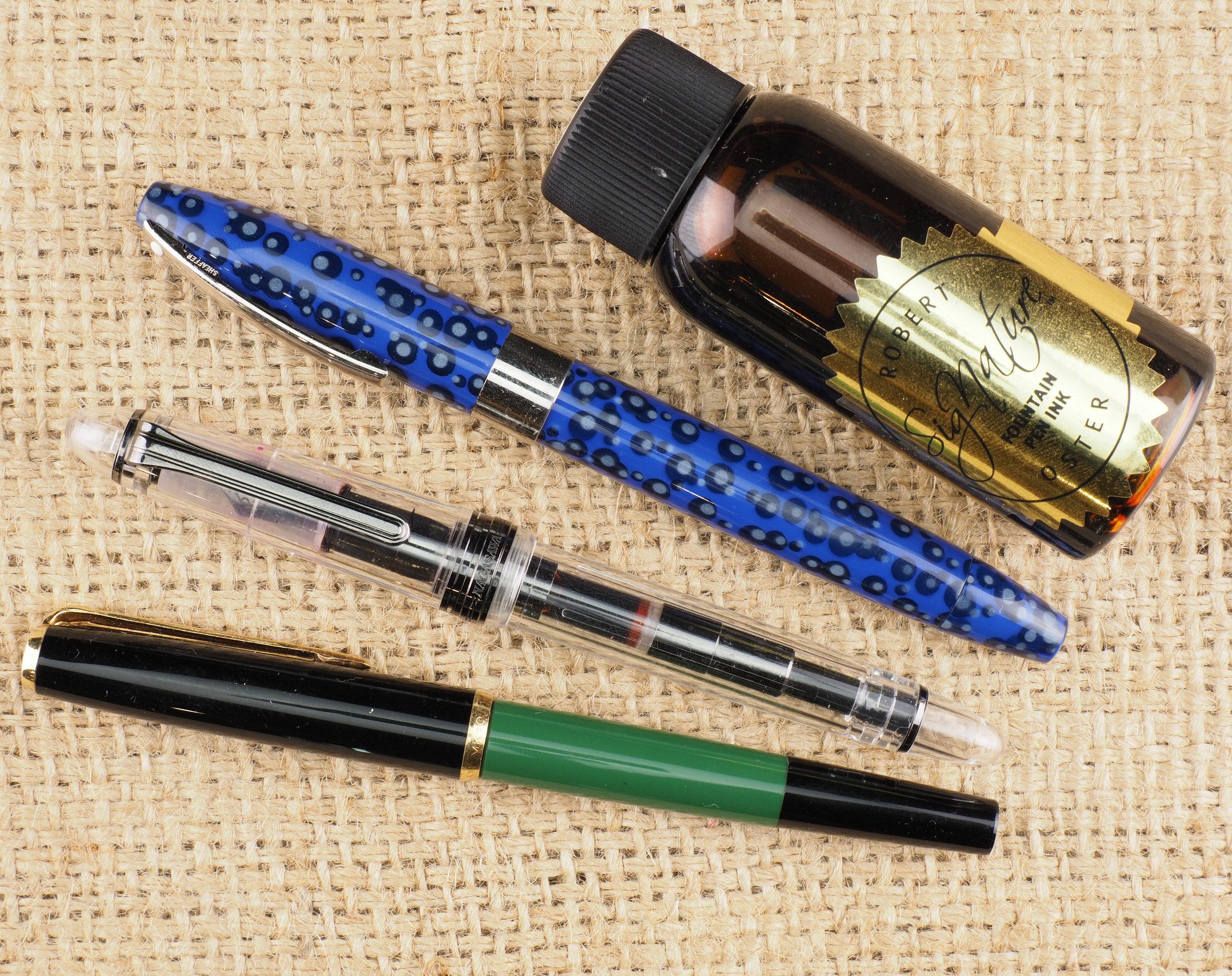 Bottles & Pens.JPG
