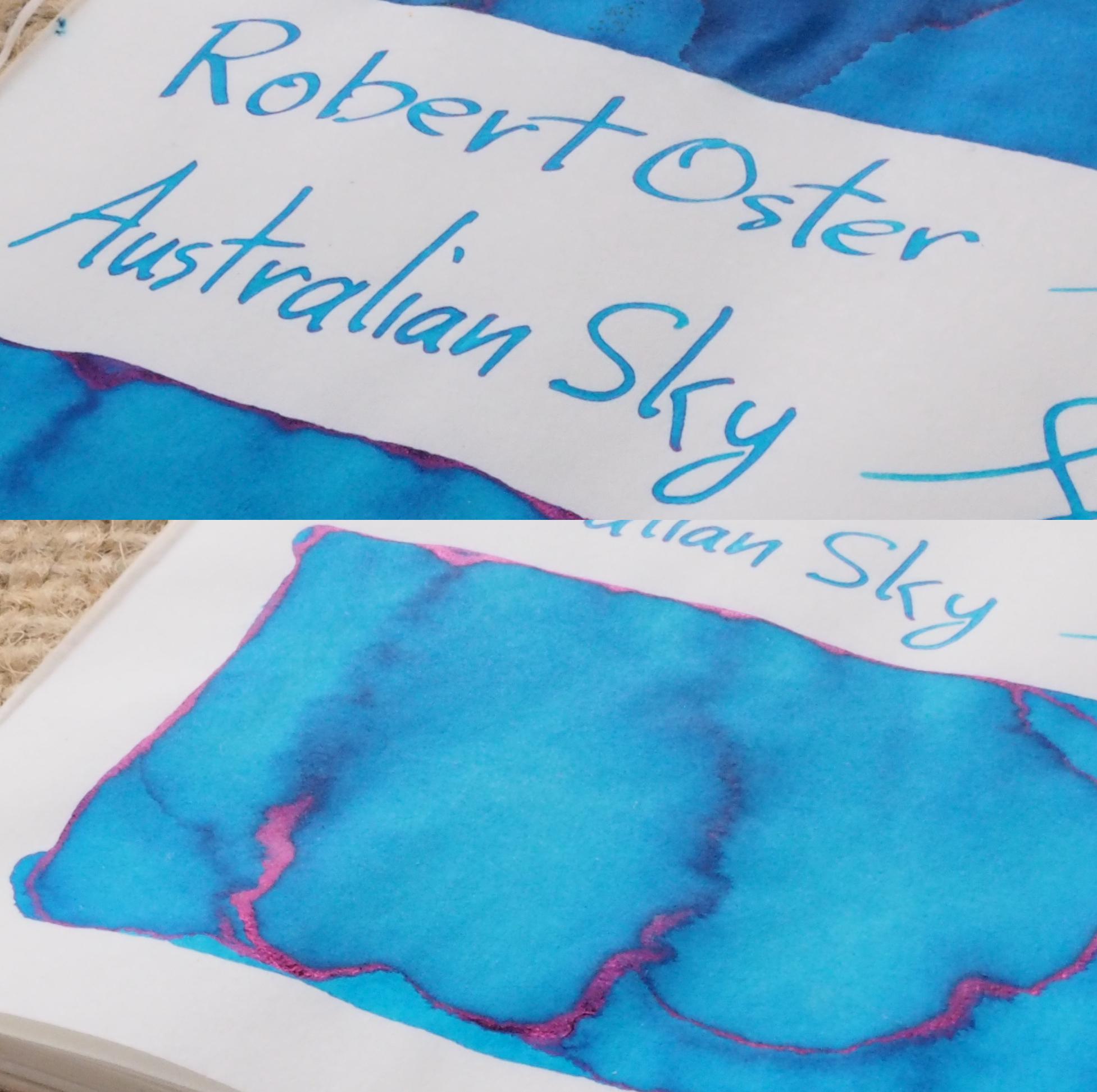 Sheen Robert Oster Australian Sky