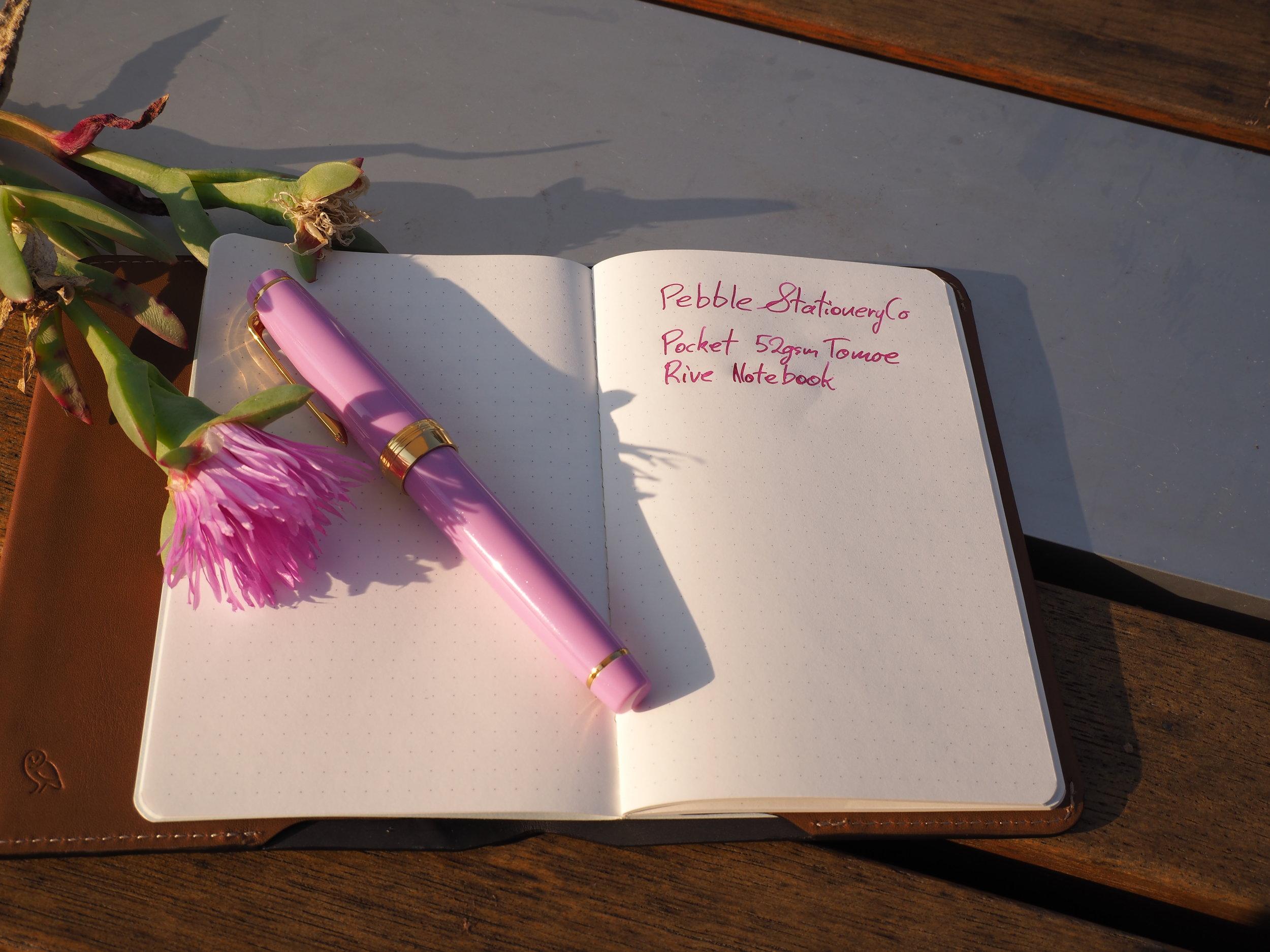 Pen Flower Notepad 1.JPG