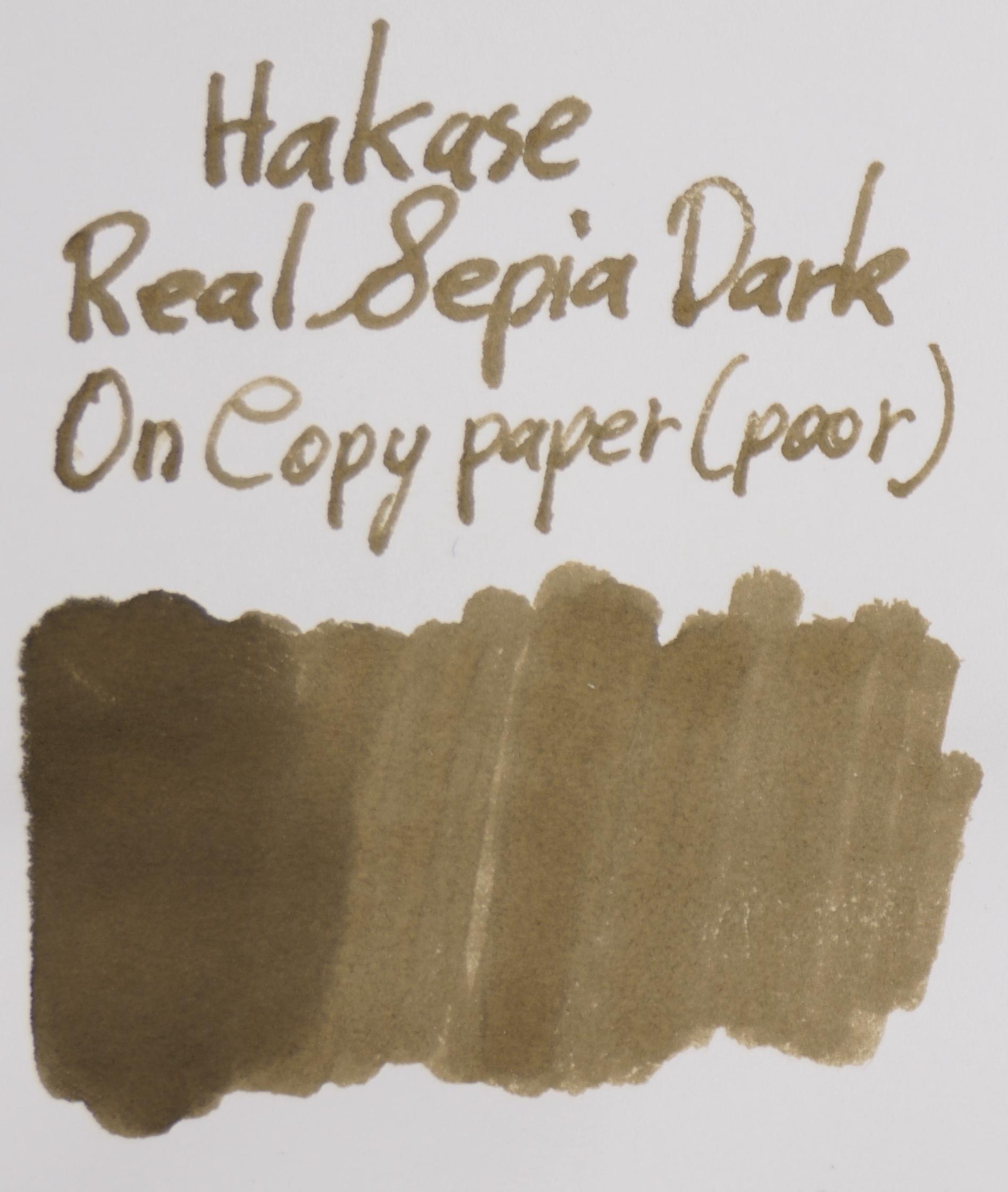 Copy Paper (Poor)