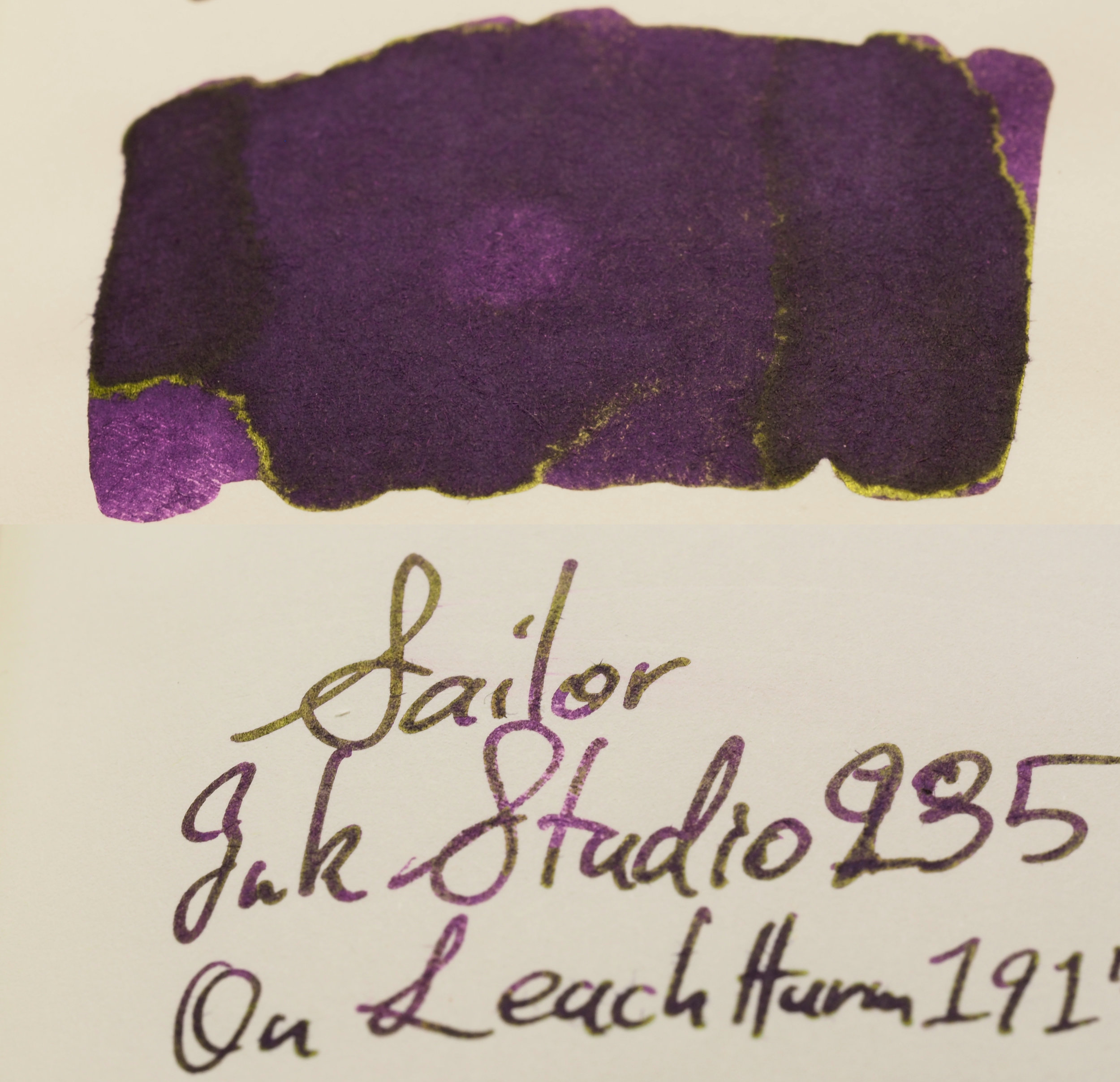 Sheen Leuchtturm 1917