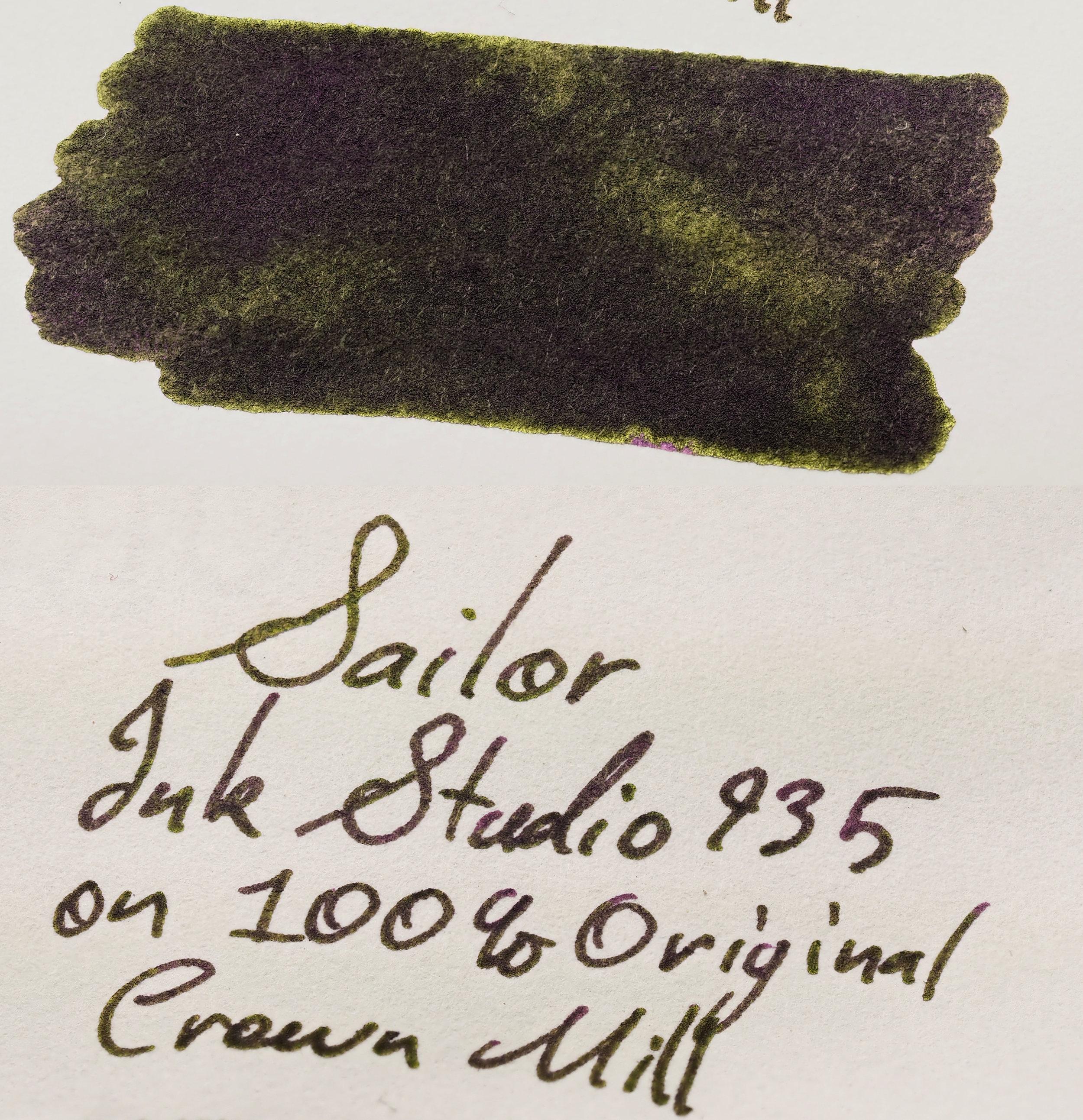 Sheen Original Crown Mill 100% Cotton