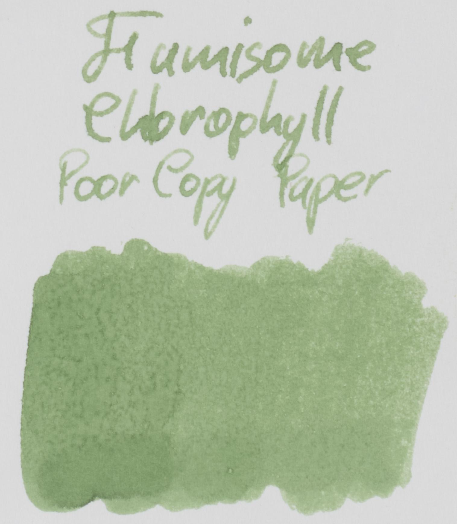 Poor Copy Paper