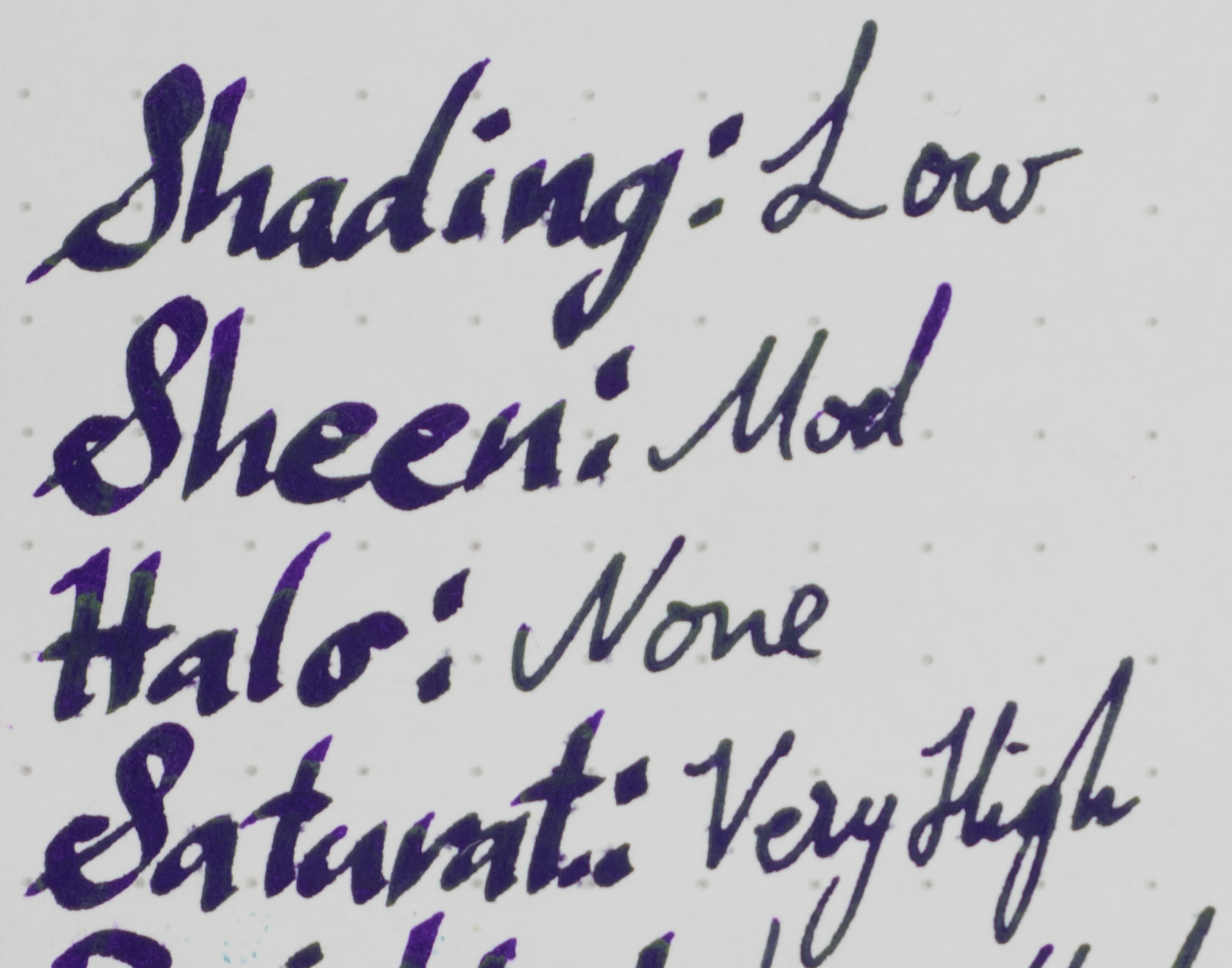Copy of Shading Rhodia