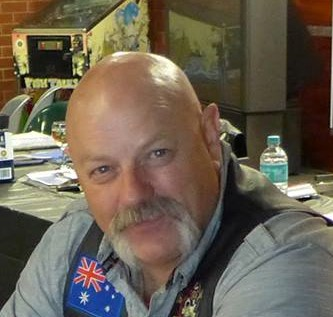 Wayne Schultz,  Membership Officer