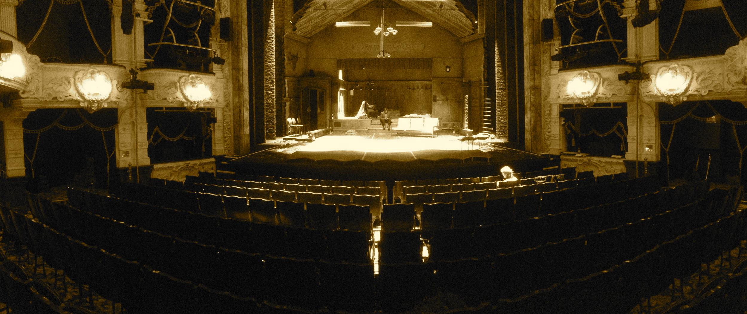 Newcastle Theatre Royal (RSC HAMLET)