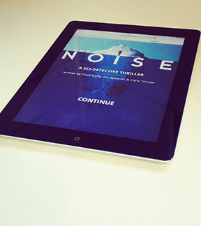 The Noise Digital Playscript
