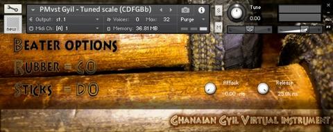 Free Ghanaian Gyil download