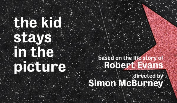 The Kid Stays in the Picture - Royal Court downstairs