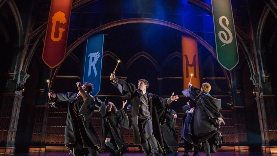 Harry Potter and the Cursed Child @ Lyric Theatre Broadway 2018 (Photo by Matthew Murphy)