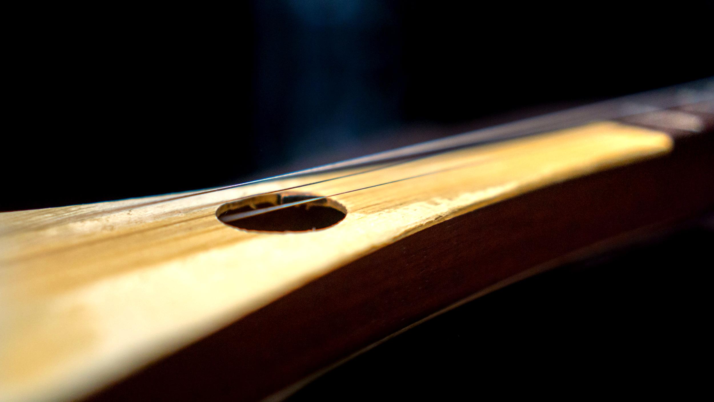 Strumstick side