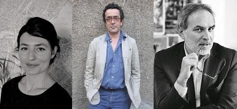 Magda Mandelli, Matteo Codignola, Pierluigi Vercesi