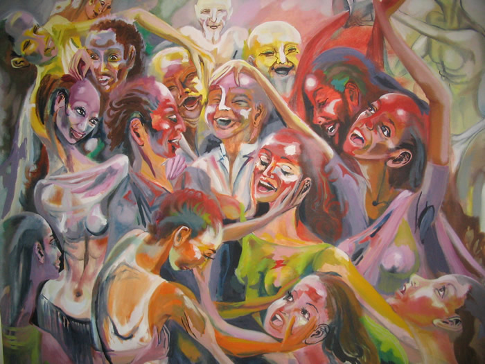 Holi by Dr Norman Louis Guido