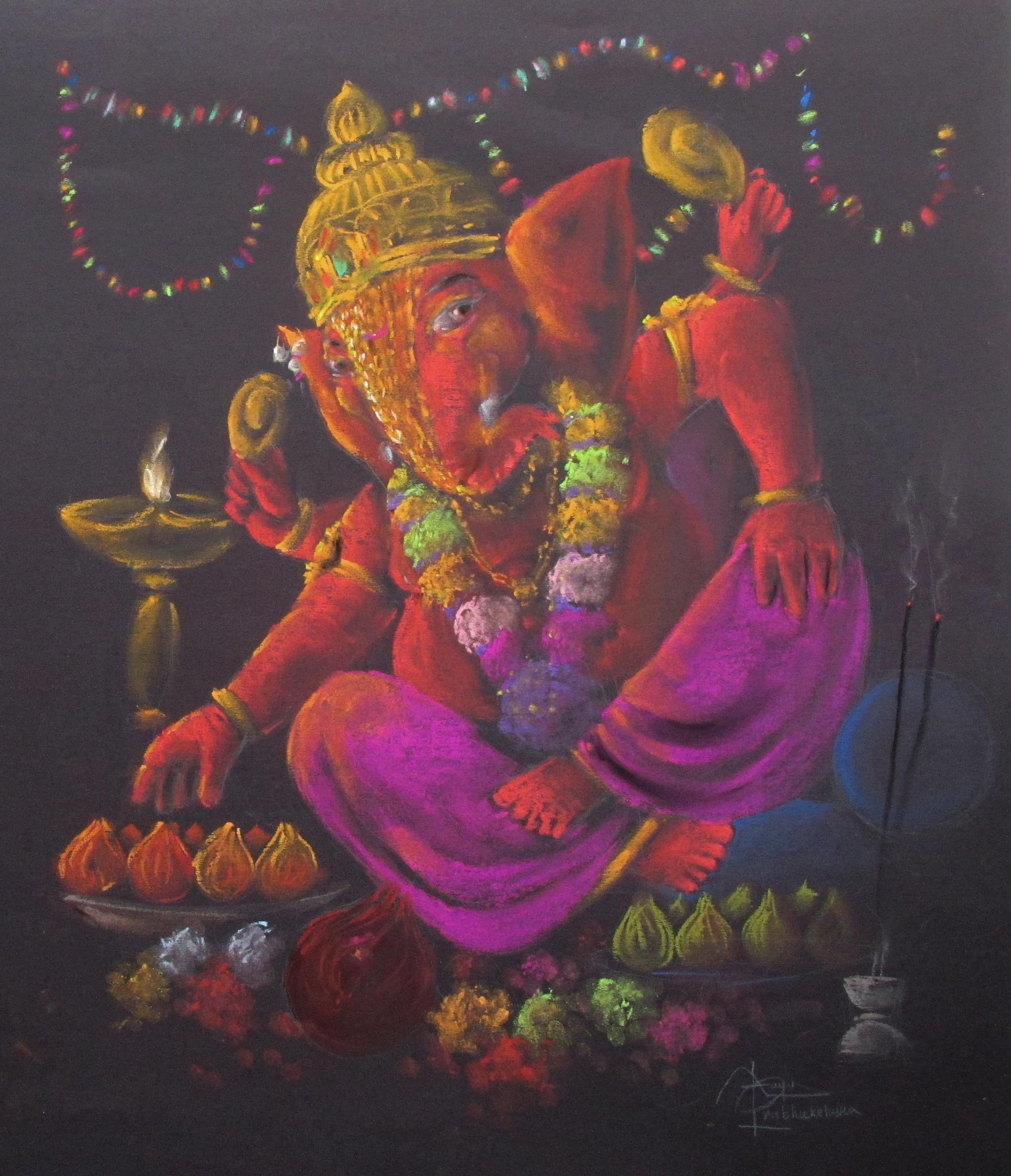 Aarya Prabhukeluskar-- Grand Prize Winner