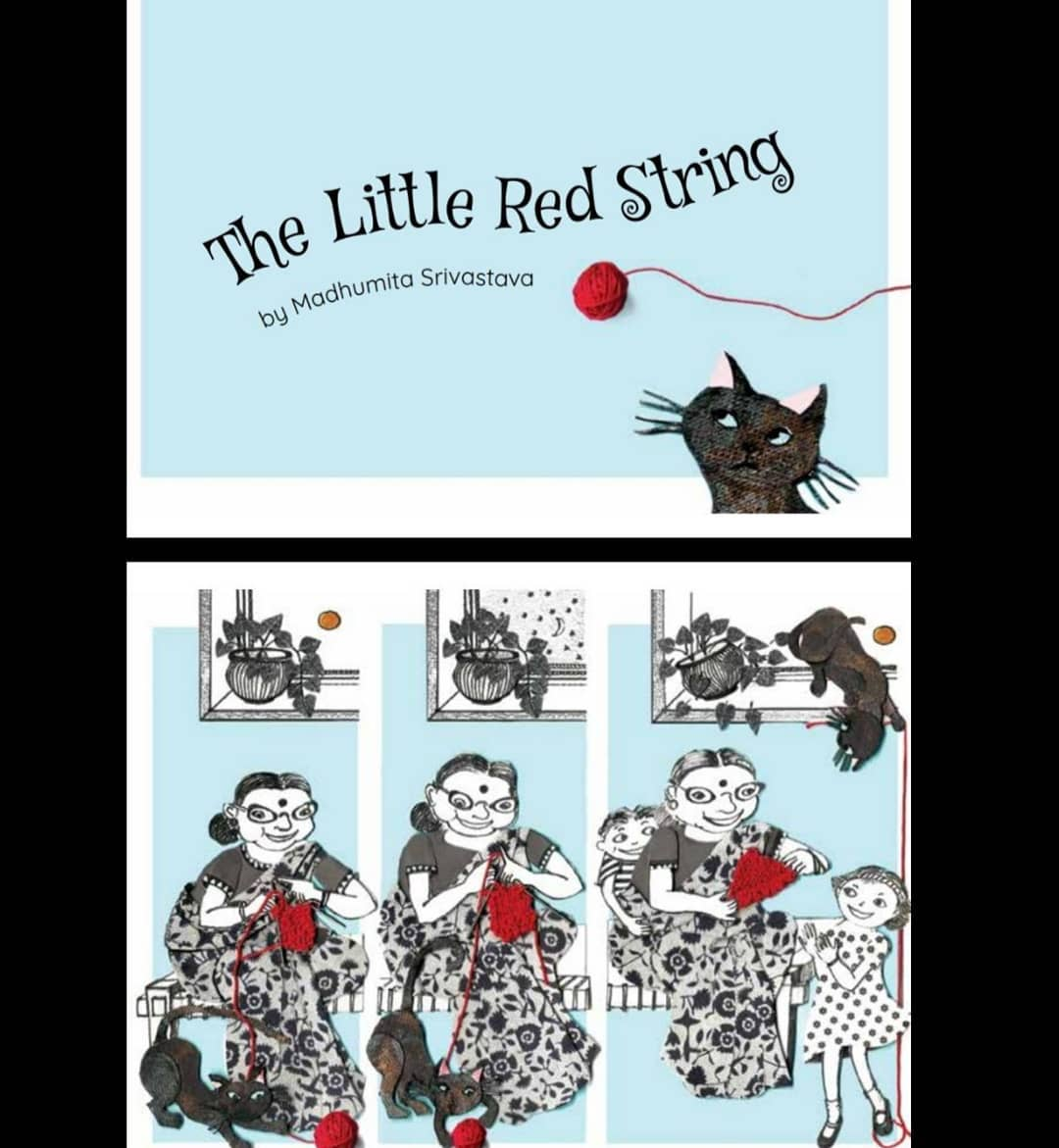 The Little Red String by Madhumita Srivastava