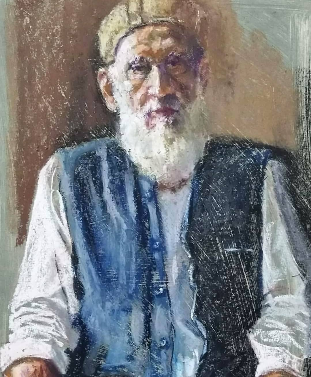 Portrait by Gayatri Mehta