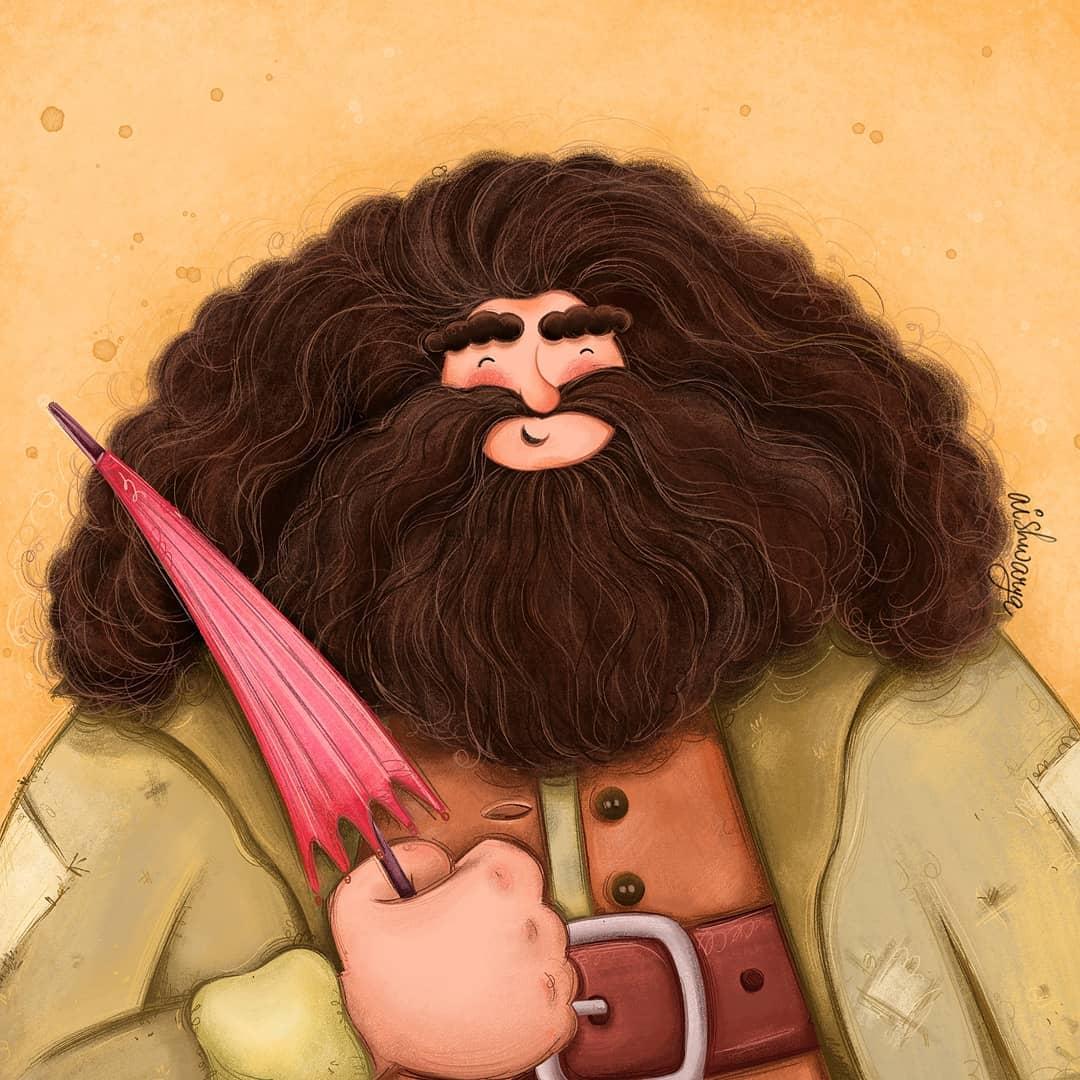 Hagrid by Aishwarya Vohra
