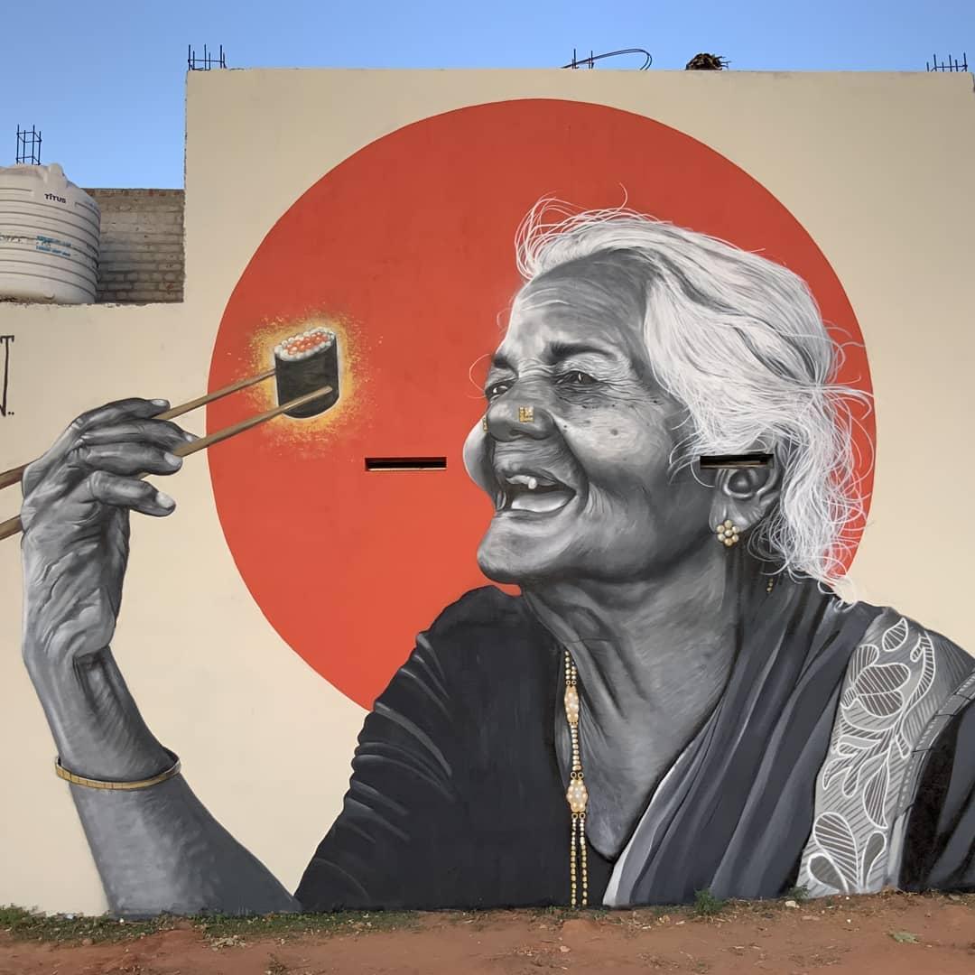 Graffiti by Aqueel