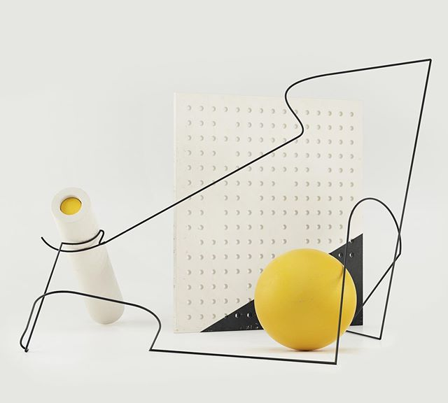 DAZZLE.  #memphismilano #setdesign #installationart #pattern #3d #c4d #decorativo #woodworking