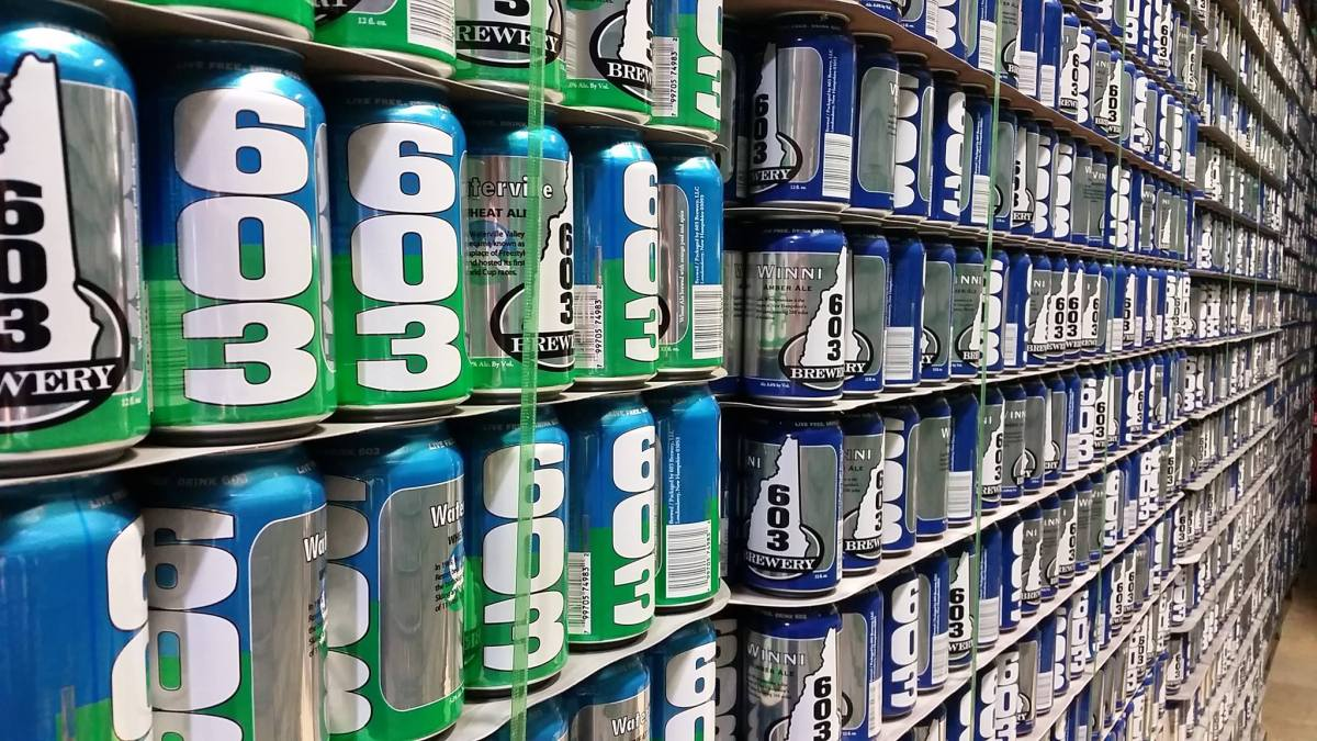 603 Cans