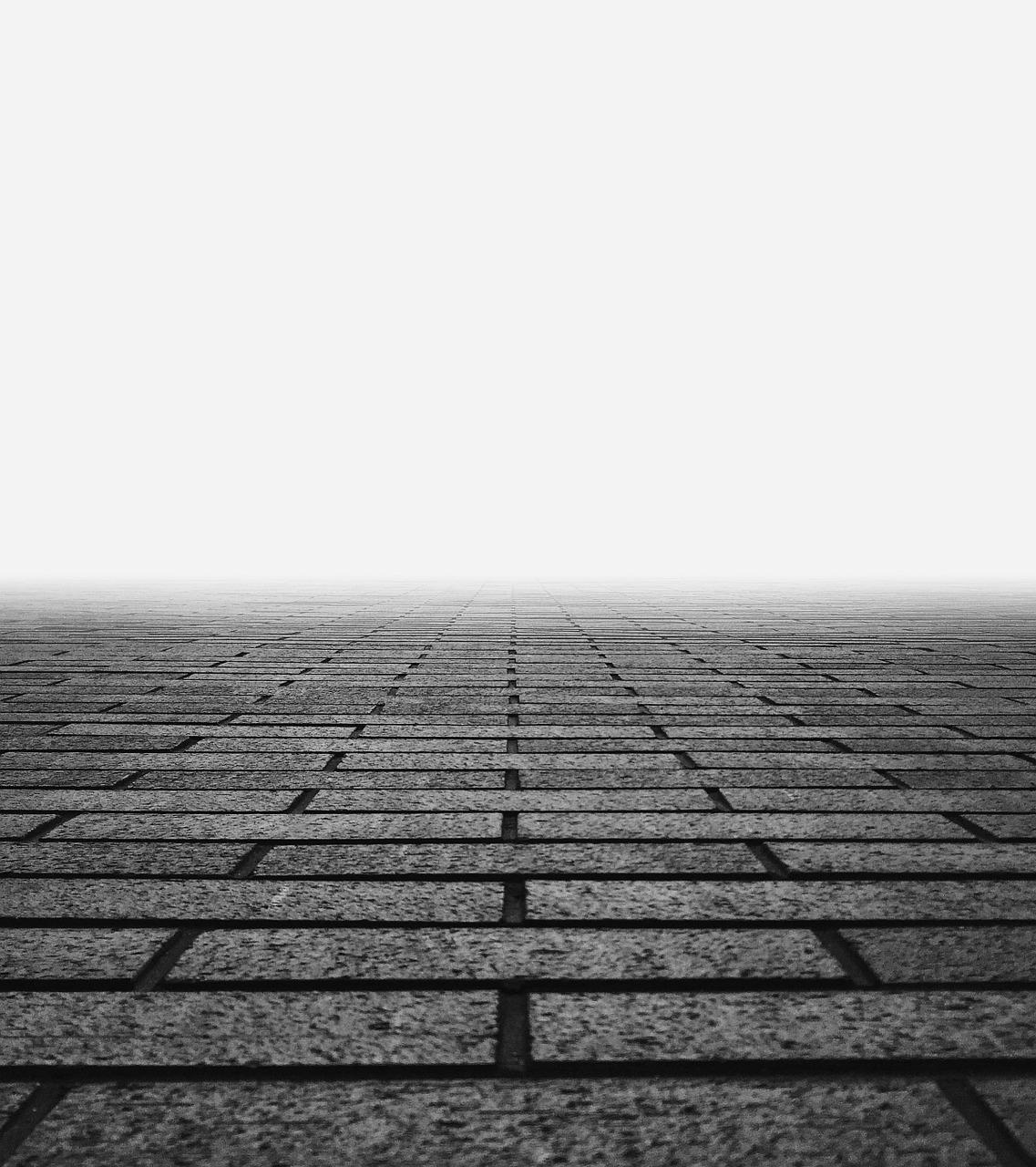 Source:https://pixabay.com/en/brick-wall-perspective-1030836/