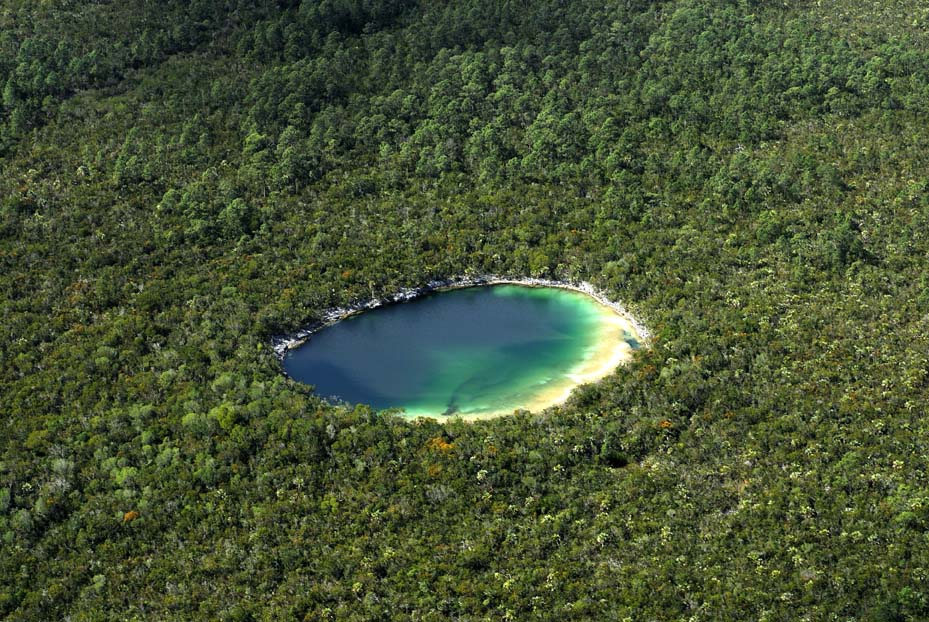 The Andros Blue Hole