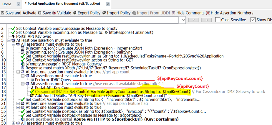 Add a Context Variable
