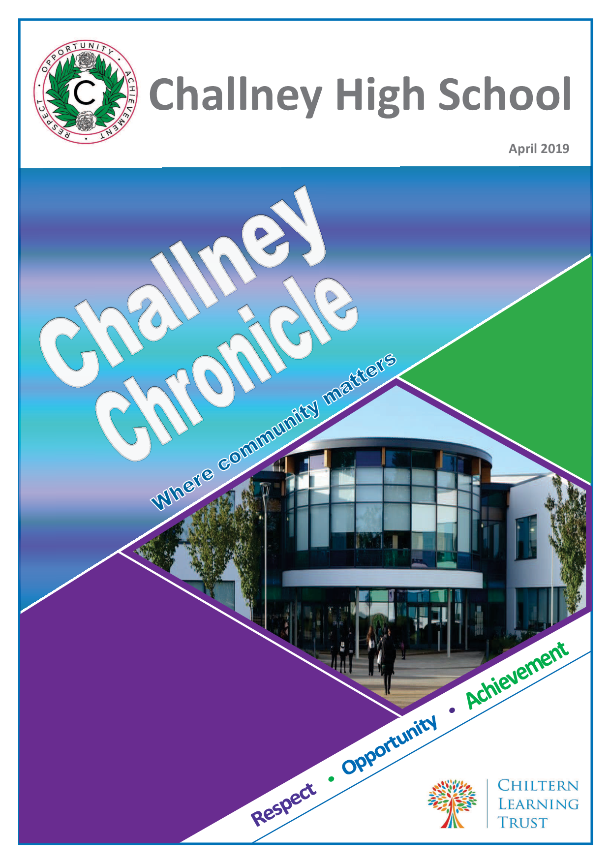 1Challney Chronicle April 2019.png
