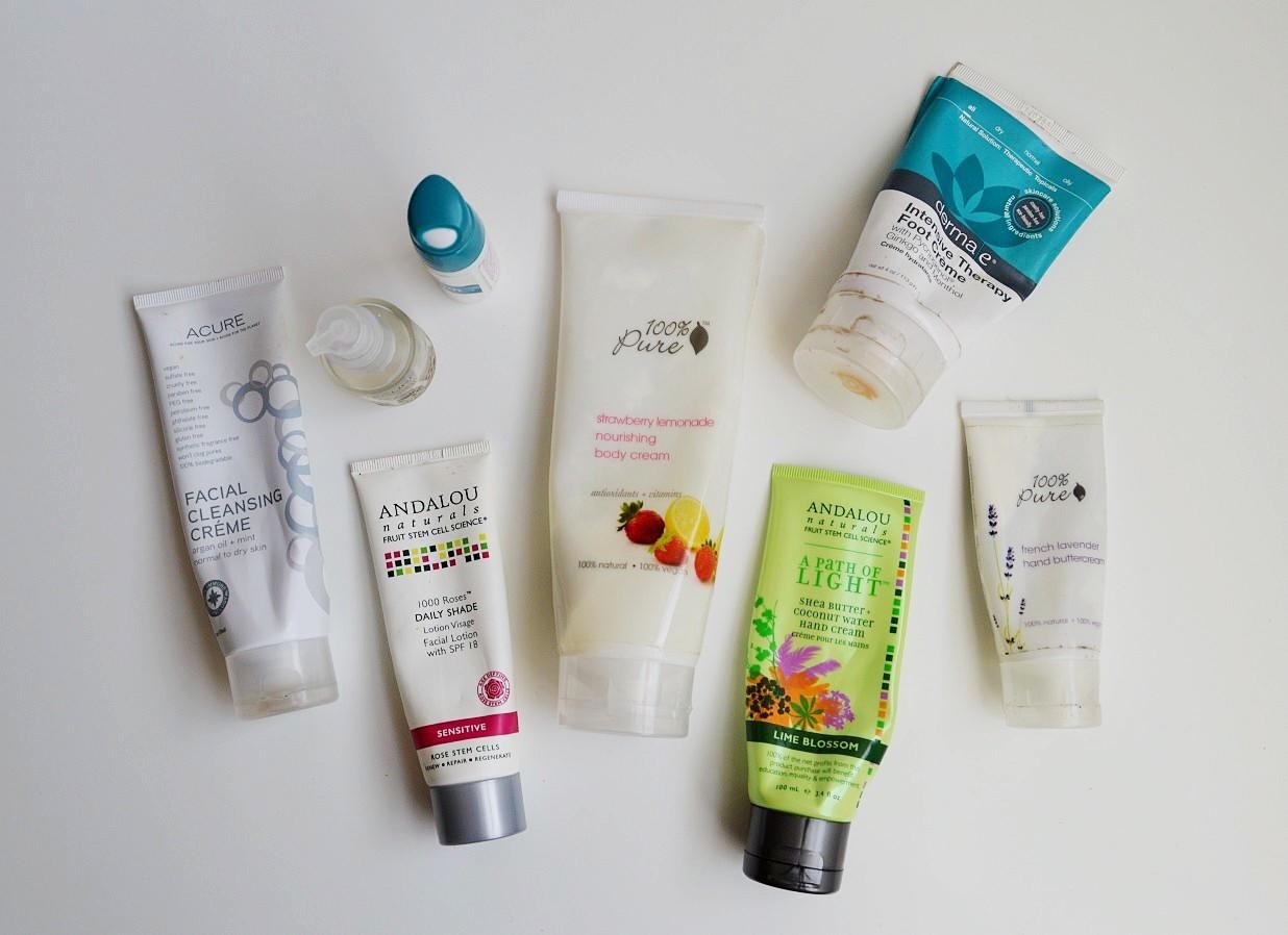 Empties #10: Acure Organics, Derma E, + More