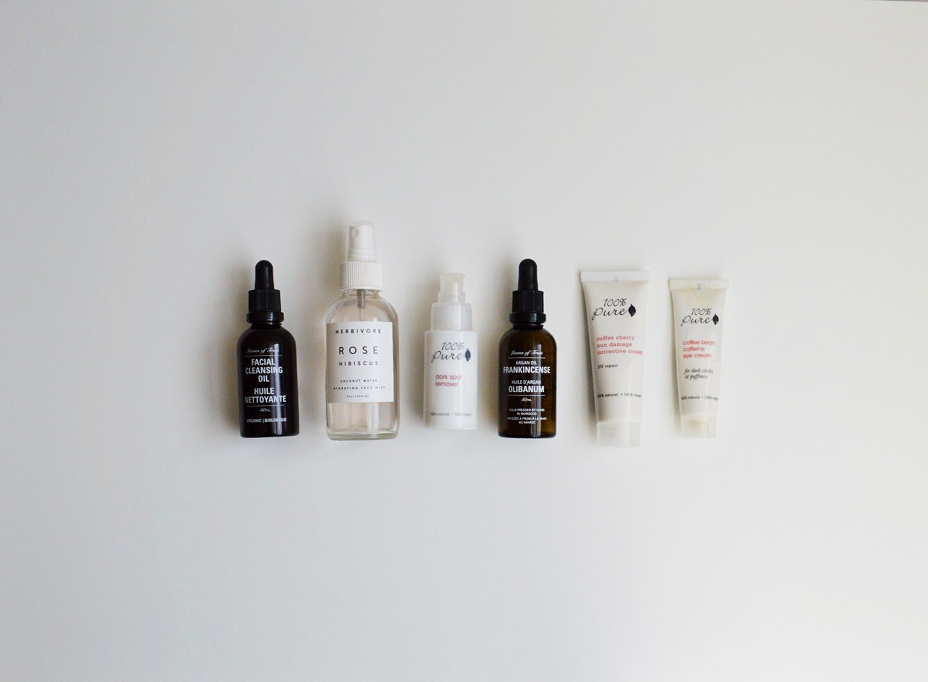 My Evening Spring Skincare Routine