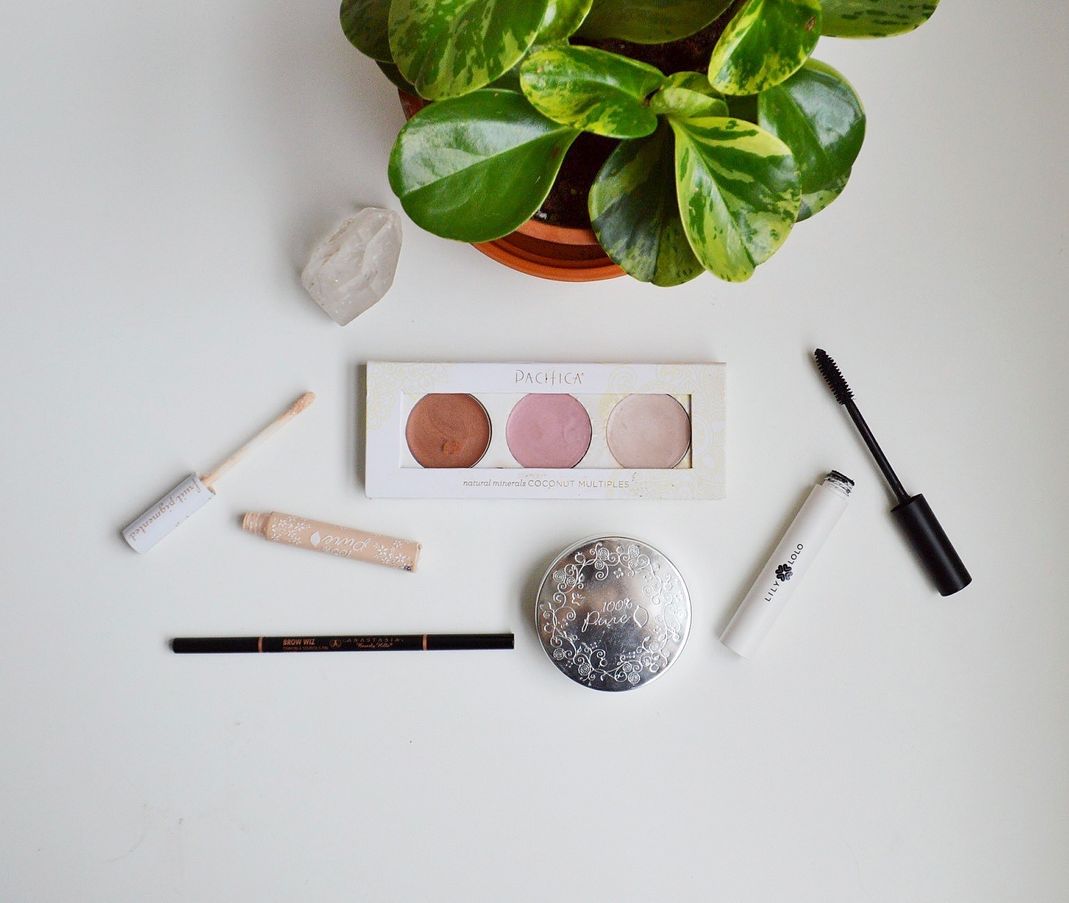 How to Do Your Makeup with 5 Products or Less