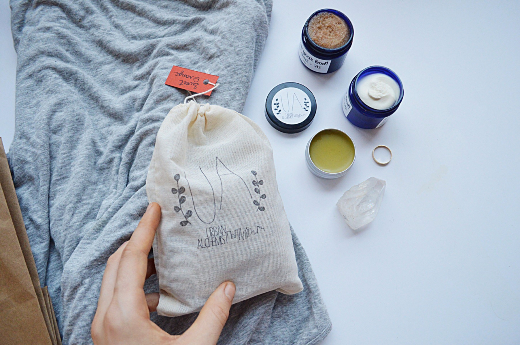 Urban Alchemist Sweet Orange Holiday Gift Set Review + Giveaway