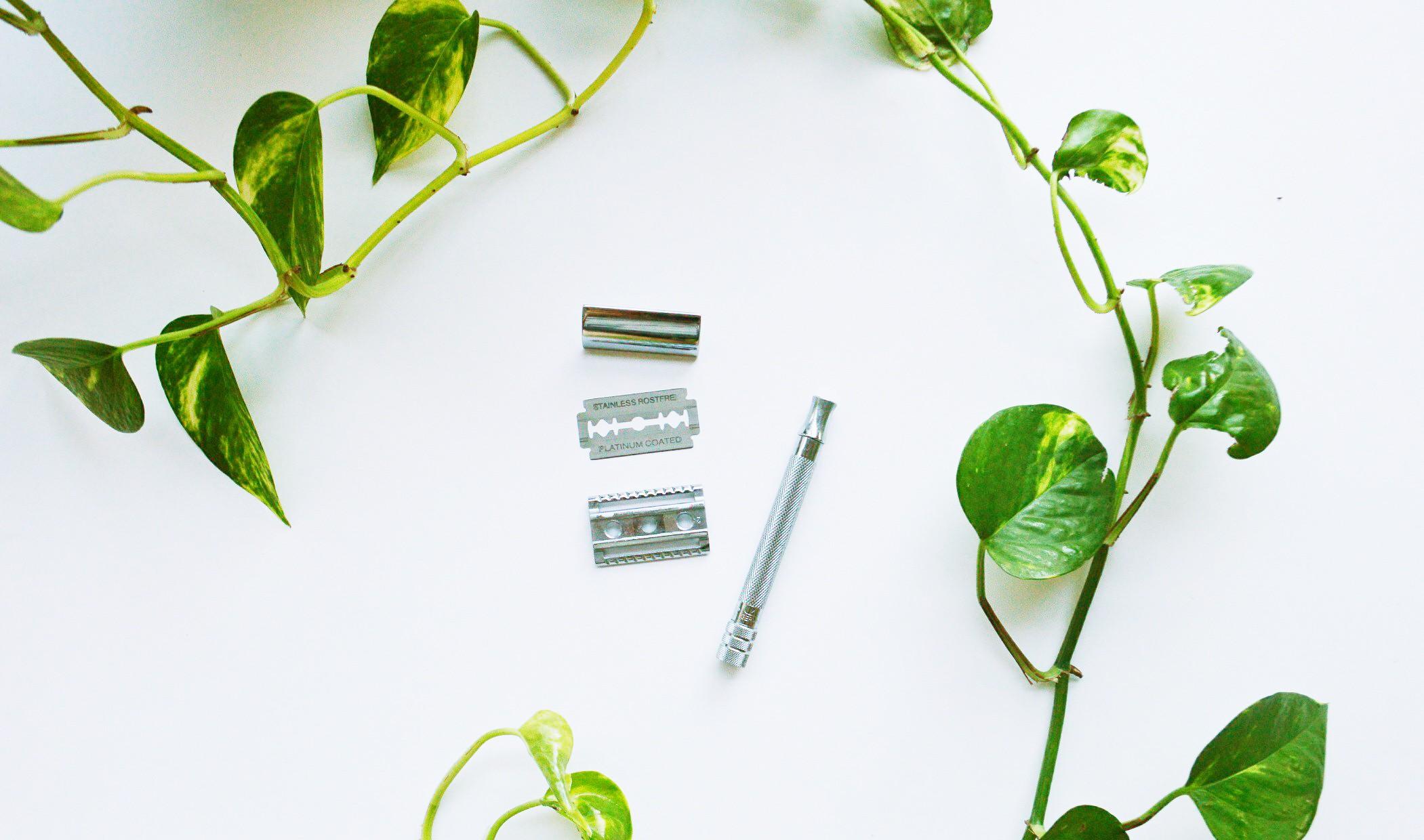 How to Create a Zero Waste Shaving Routine
