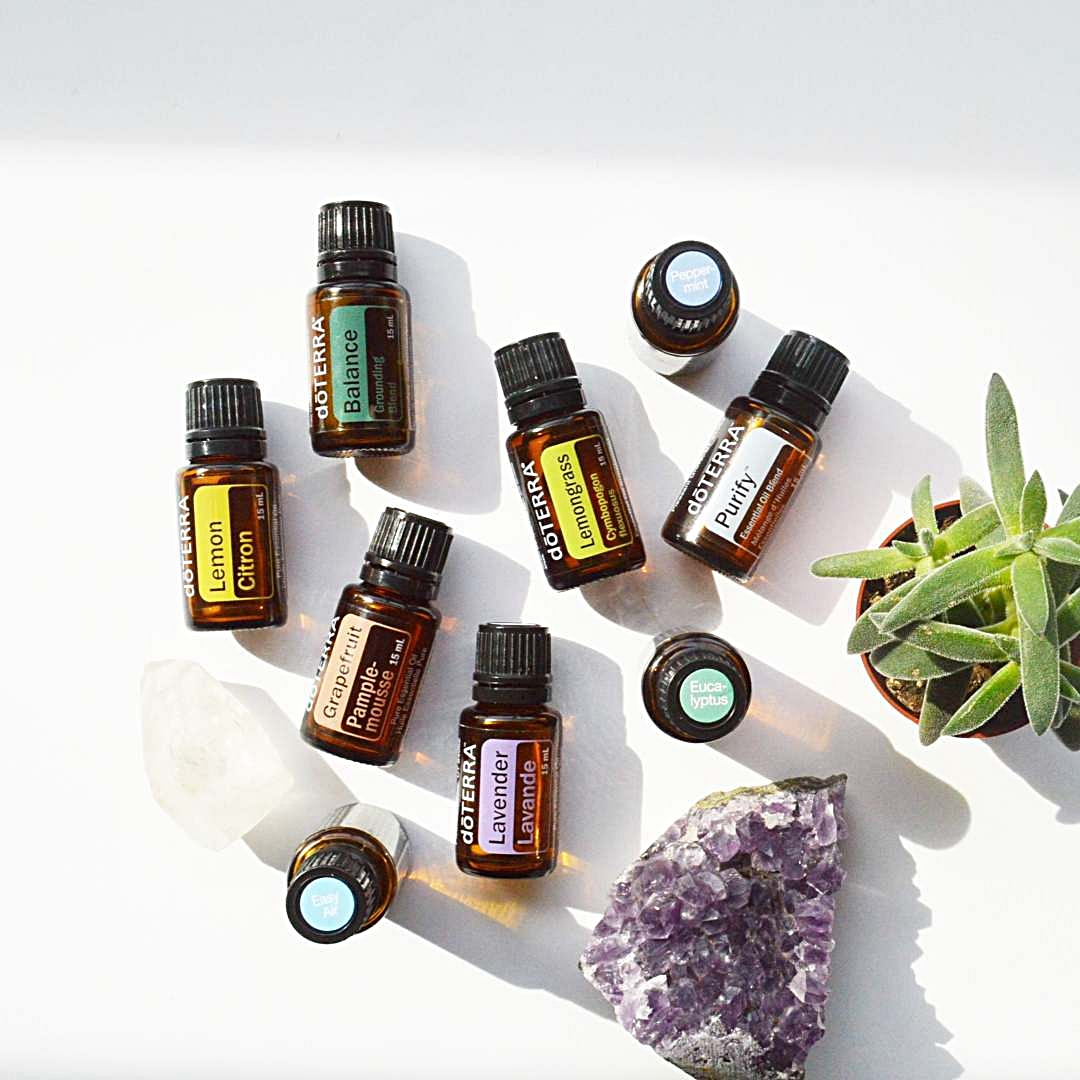 How to Incorporate Essential Oils into Your Self Care Practice