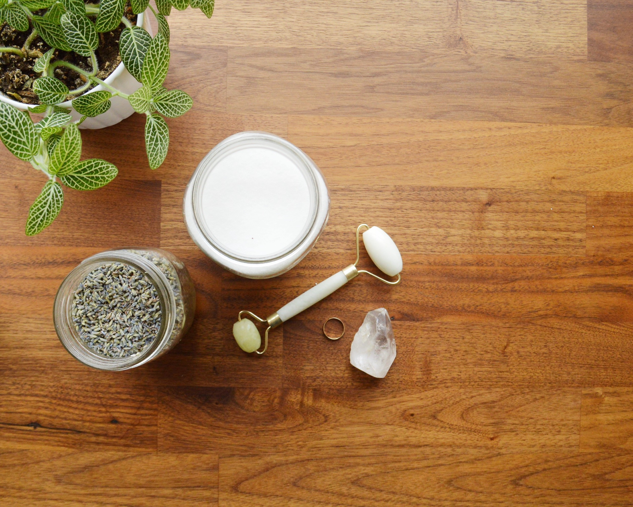 Zero Waste Green Beauty Products You Can Make Yourself