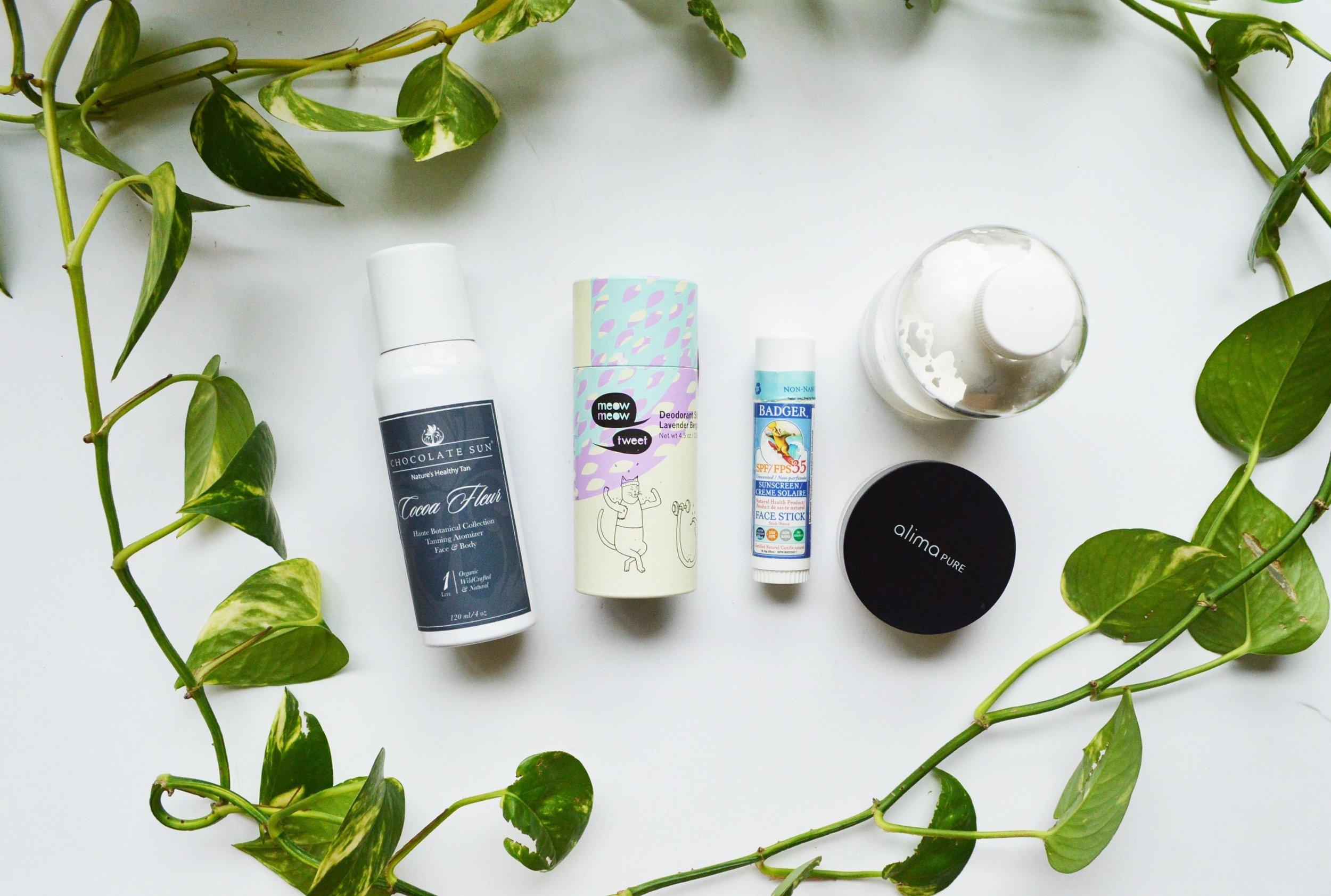 5 Green Beauty Picks for Summer