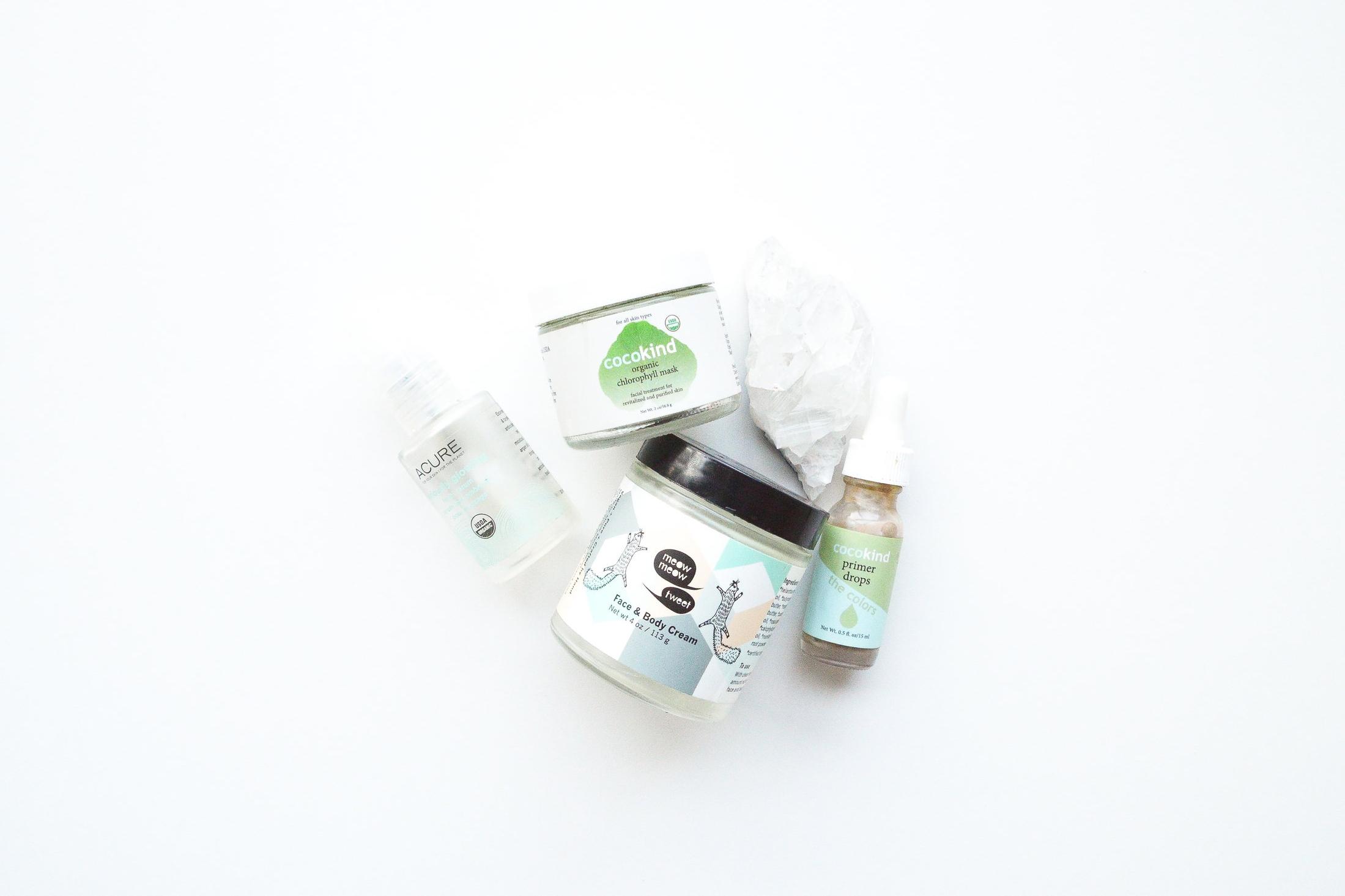 Empties 33 Skincare