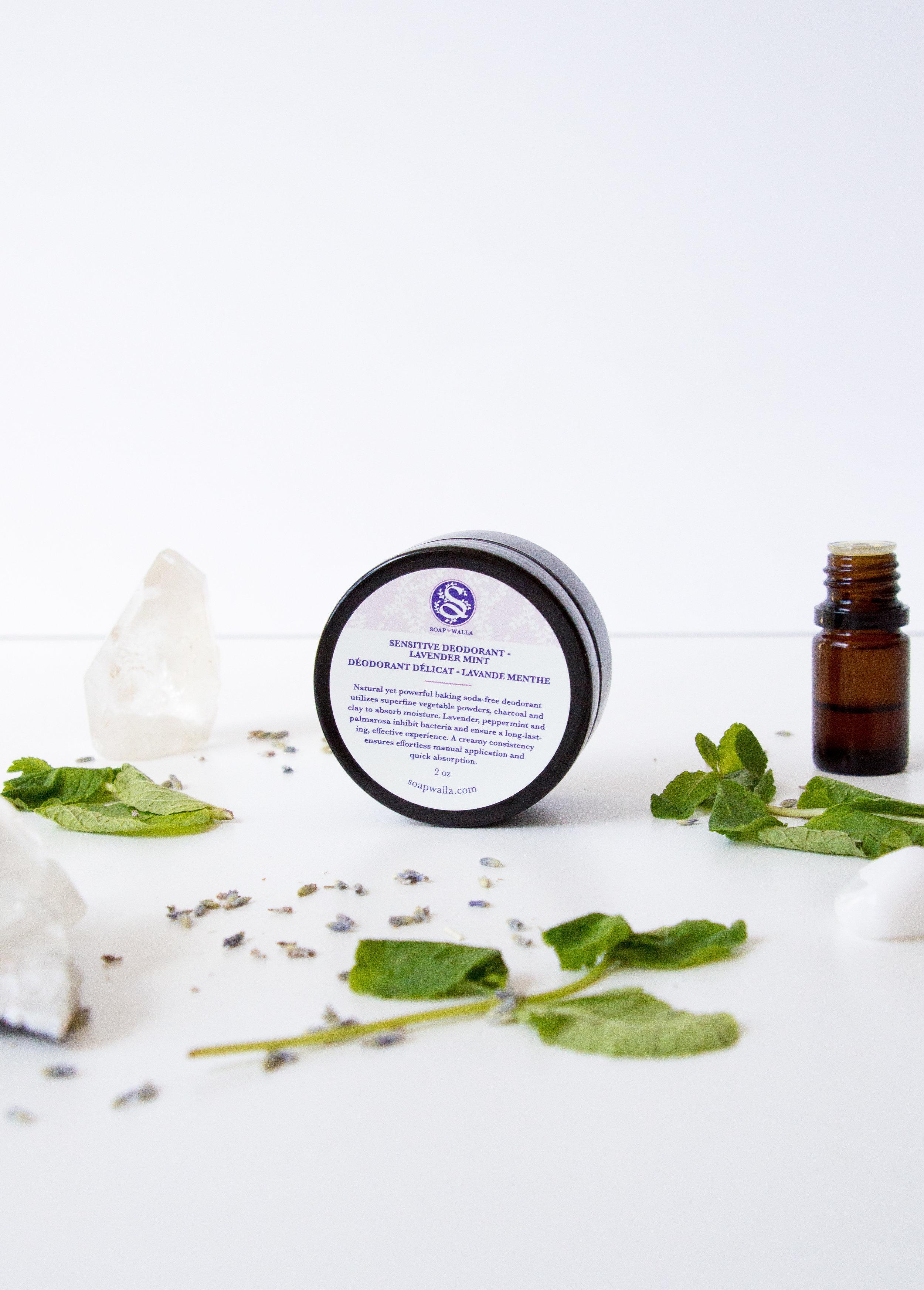 Soapwalla Sensitive Skin Deodorant Cream Review