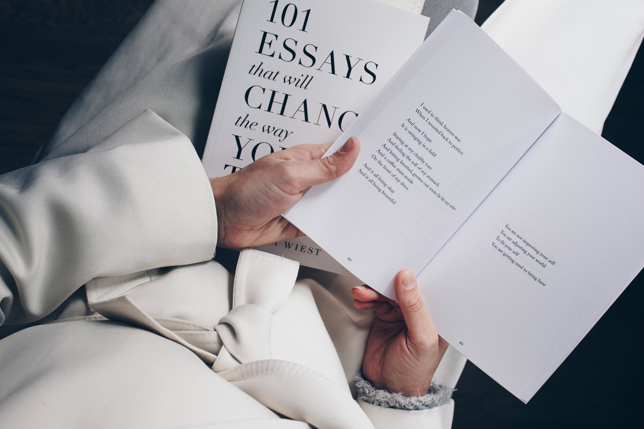 the literary life -