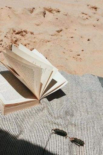 Words in heat - Whether you're by the ocean surrounded with sun and sand, or in the breeze of the air-conditioned hotel room, or in a cafe somewhere between hot and cool, these are the books to bring.