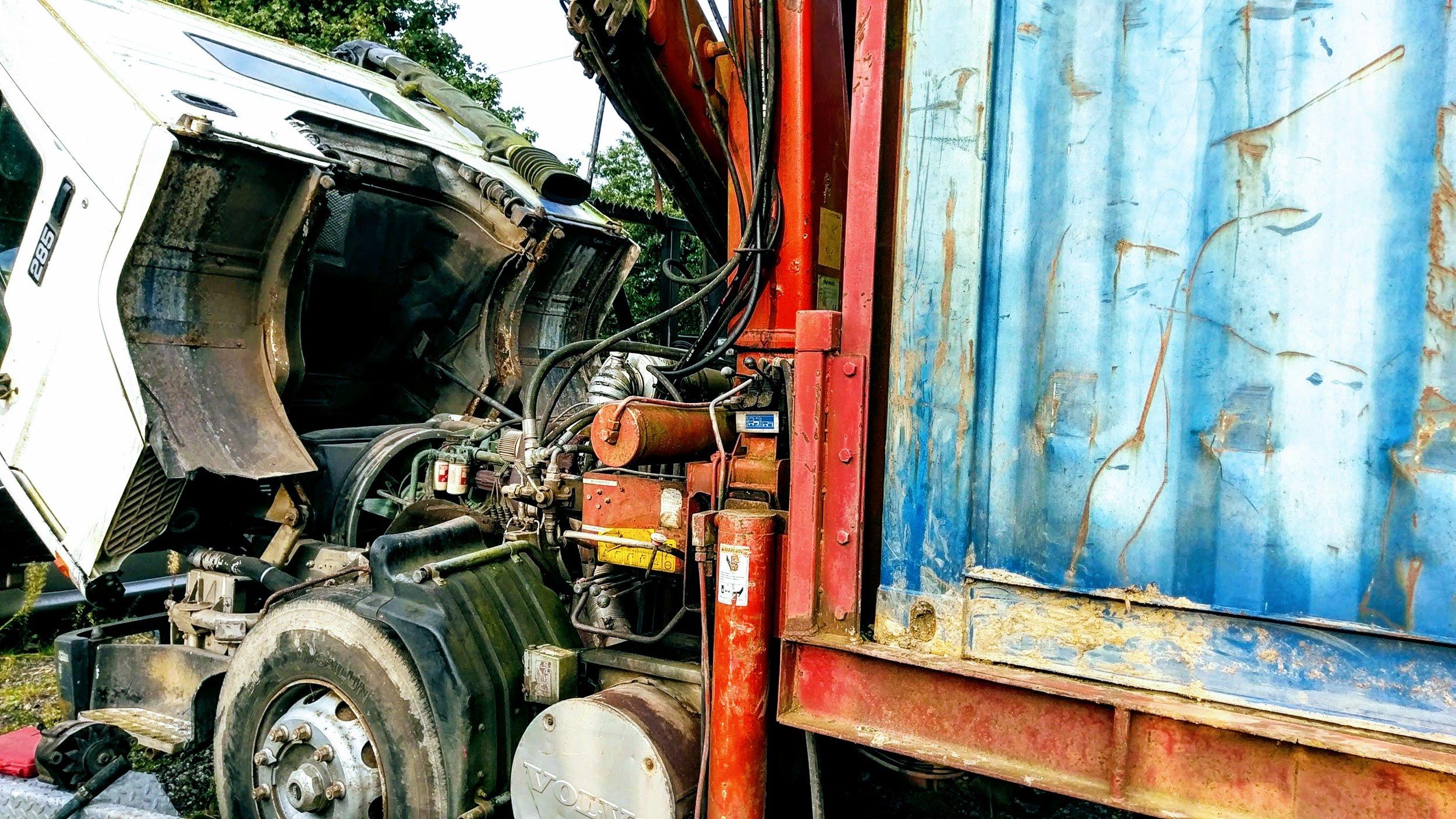 Plant, HGV & Vehicle Repairs