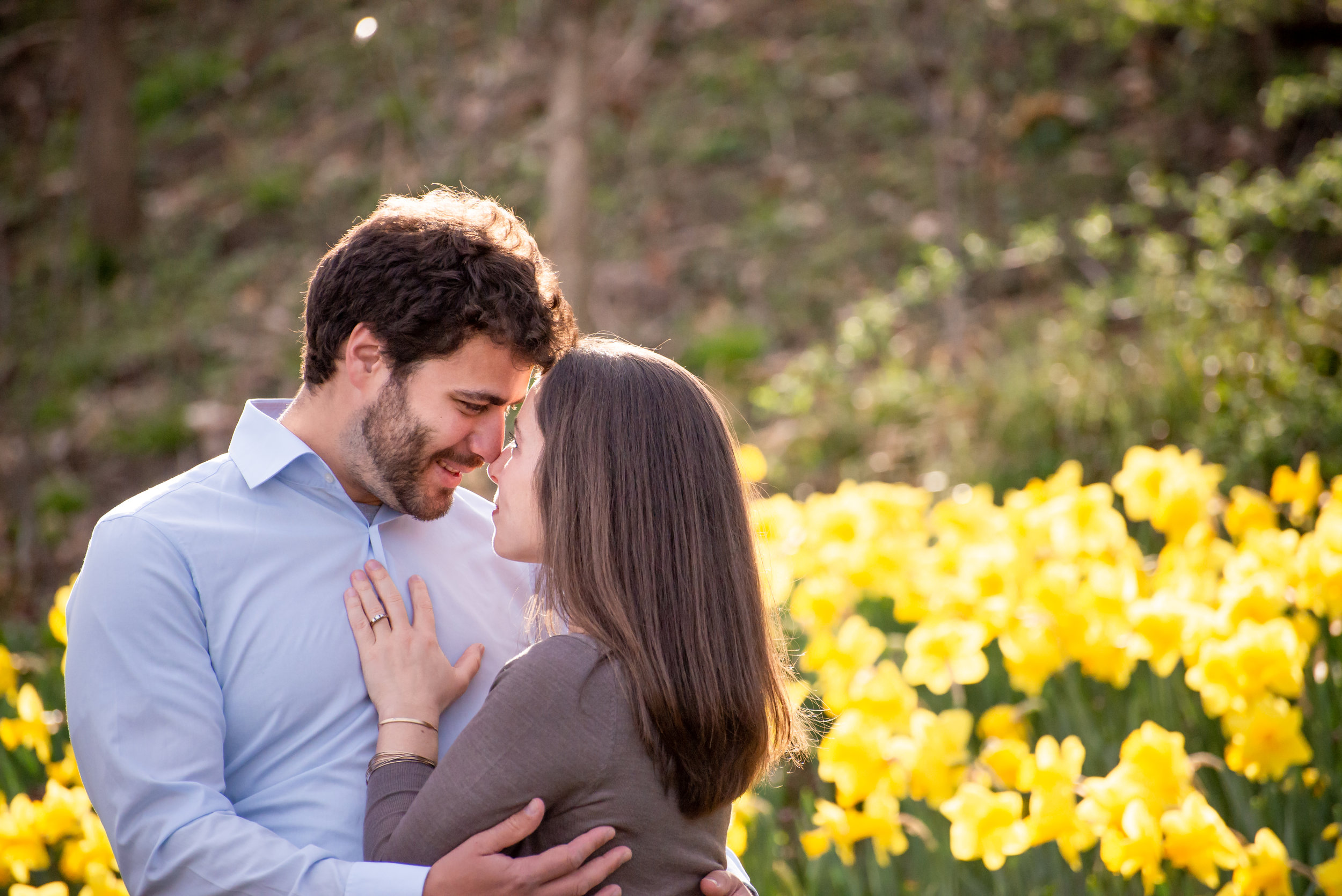 Central Park Harlem Meer Engagement Photos 4.jpg