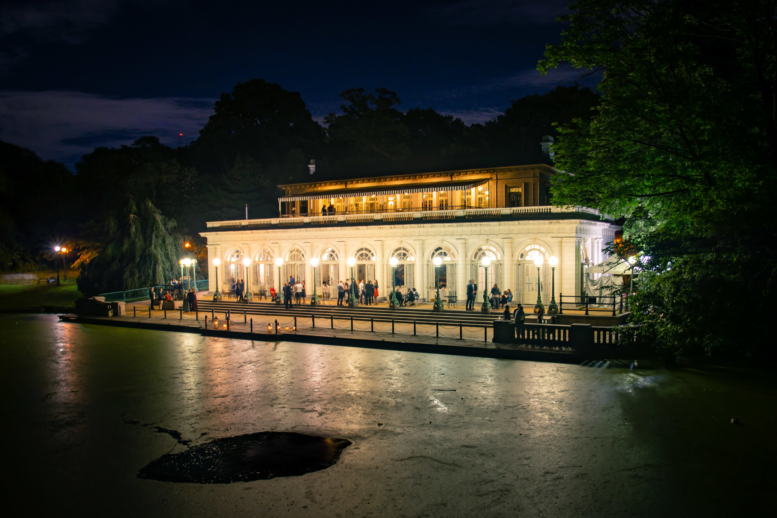 Prospect Park Boat House at Night Wedding.jpg