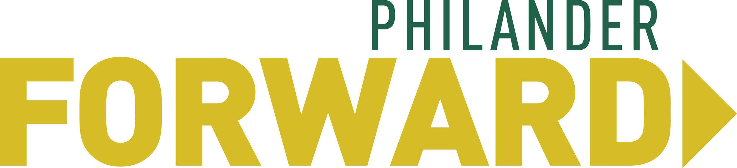 Philander Forward Logo green,gold.jpg