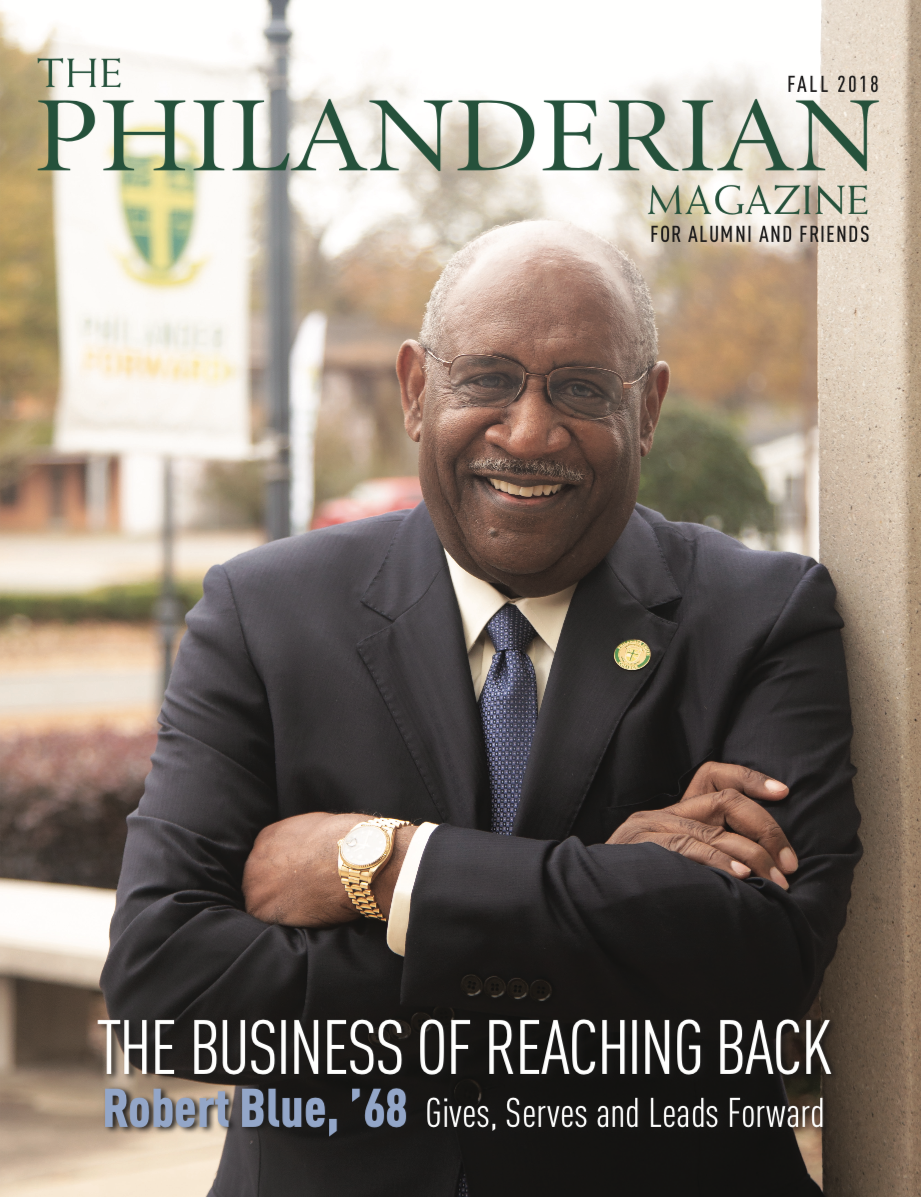 Click to read the the latest issue of the Philanderian magazine.