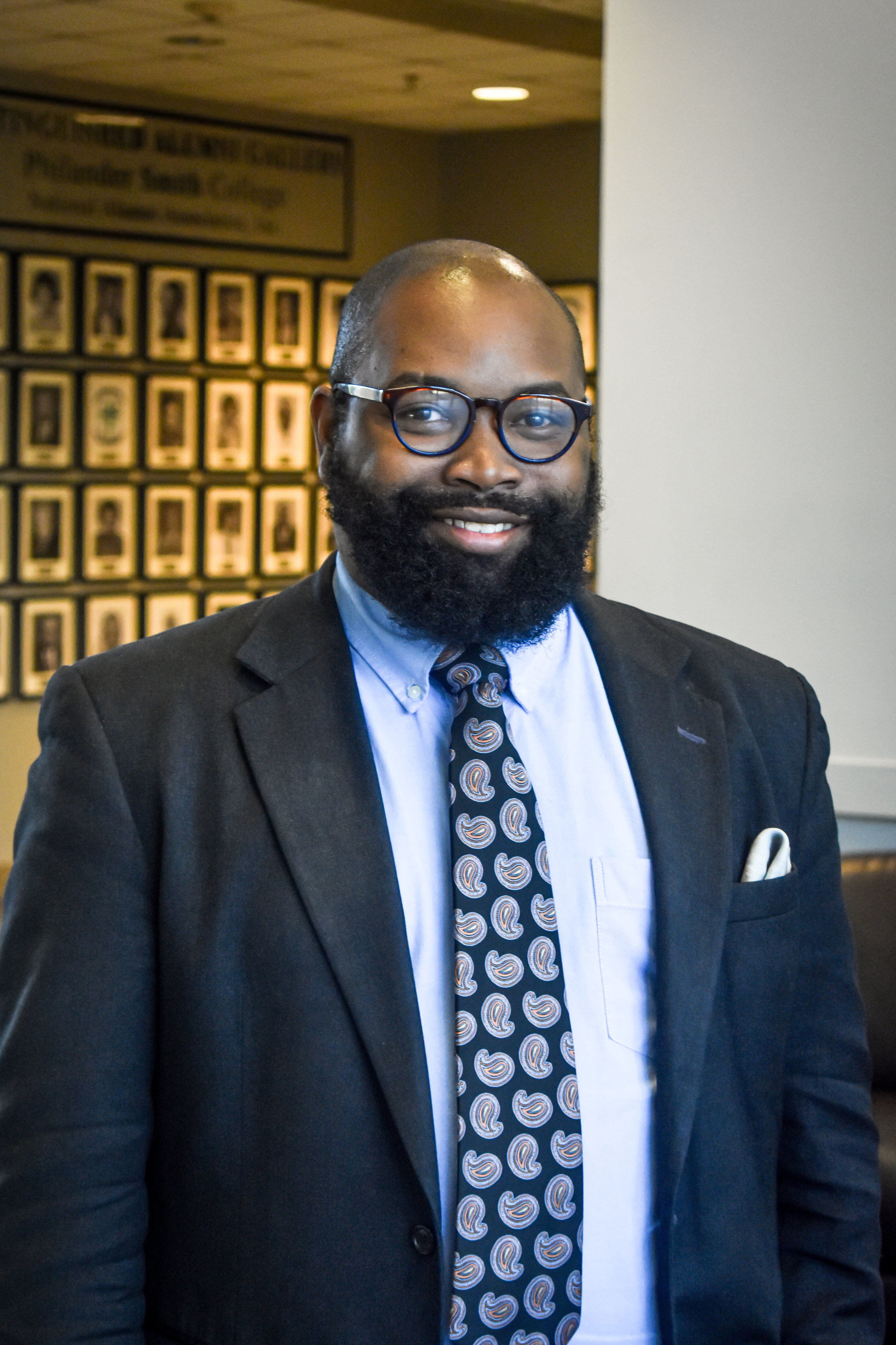 Mr. Kevin Cooper    Director of Development   Office of Institutional Advancement