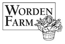 Worden Farm is an 85-acre certified organic family farm in Southwest Florida, founded and actively run by Chris Worden, Ph.D. and Eva Worden, Ph.D. Their produce is 100% USDA-certified organic and available directly to the local community in season, Fall through Spring, at farmers markets and through a community supported agriculture (CSA) farm membership program. Worden Farm's tours and events educate the public, and an apprentice program and agricultural consulting services help aspiring and fellow farmers to succeed in organic crop production and marketing.   www.wardenfarm.com   ___________________________   We use their organic herbs in making some of our infused sea salts